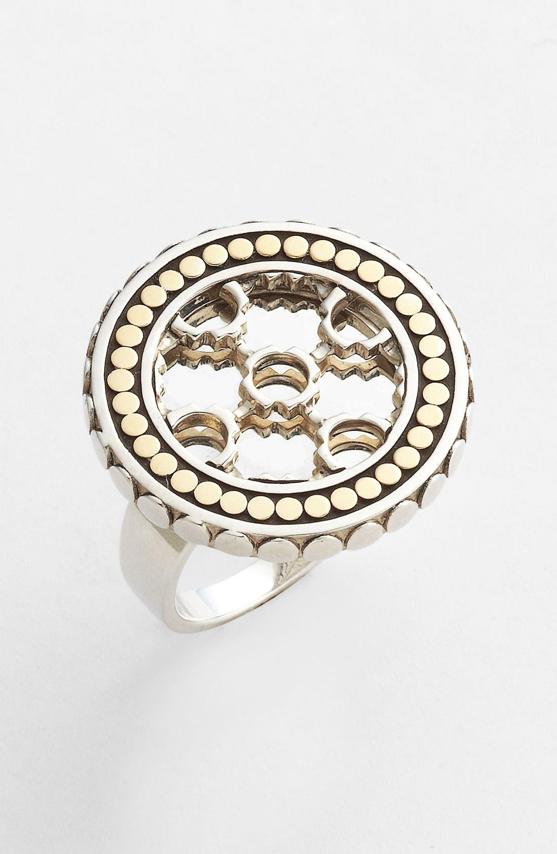Alternate Image 1 Selected - John Hardy 'Dot' Coin Ring