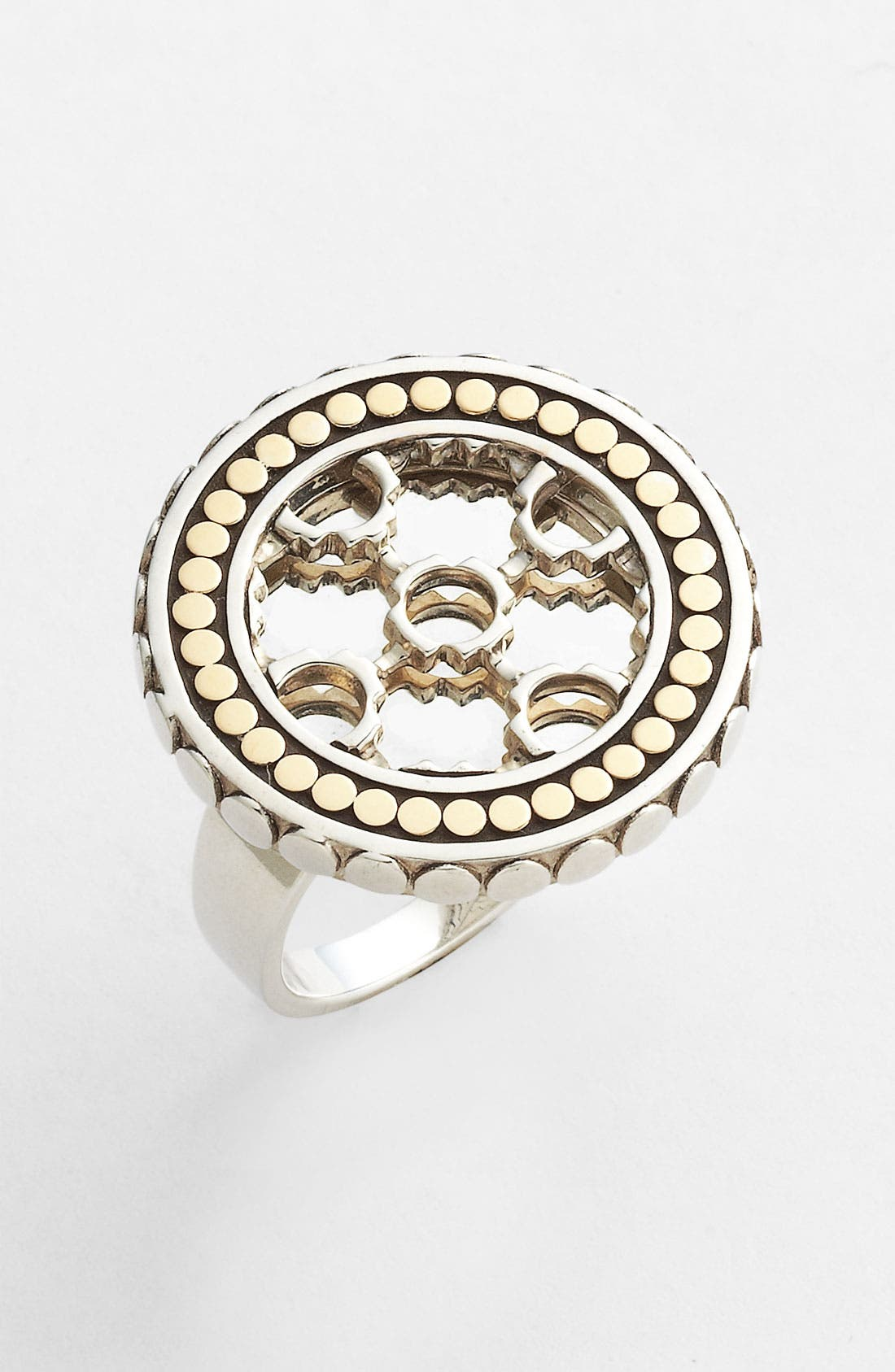 Main Image - John Hardy 'Dot' Coin Ring