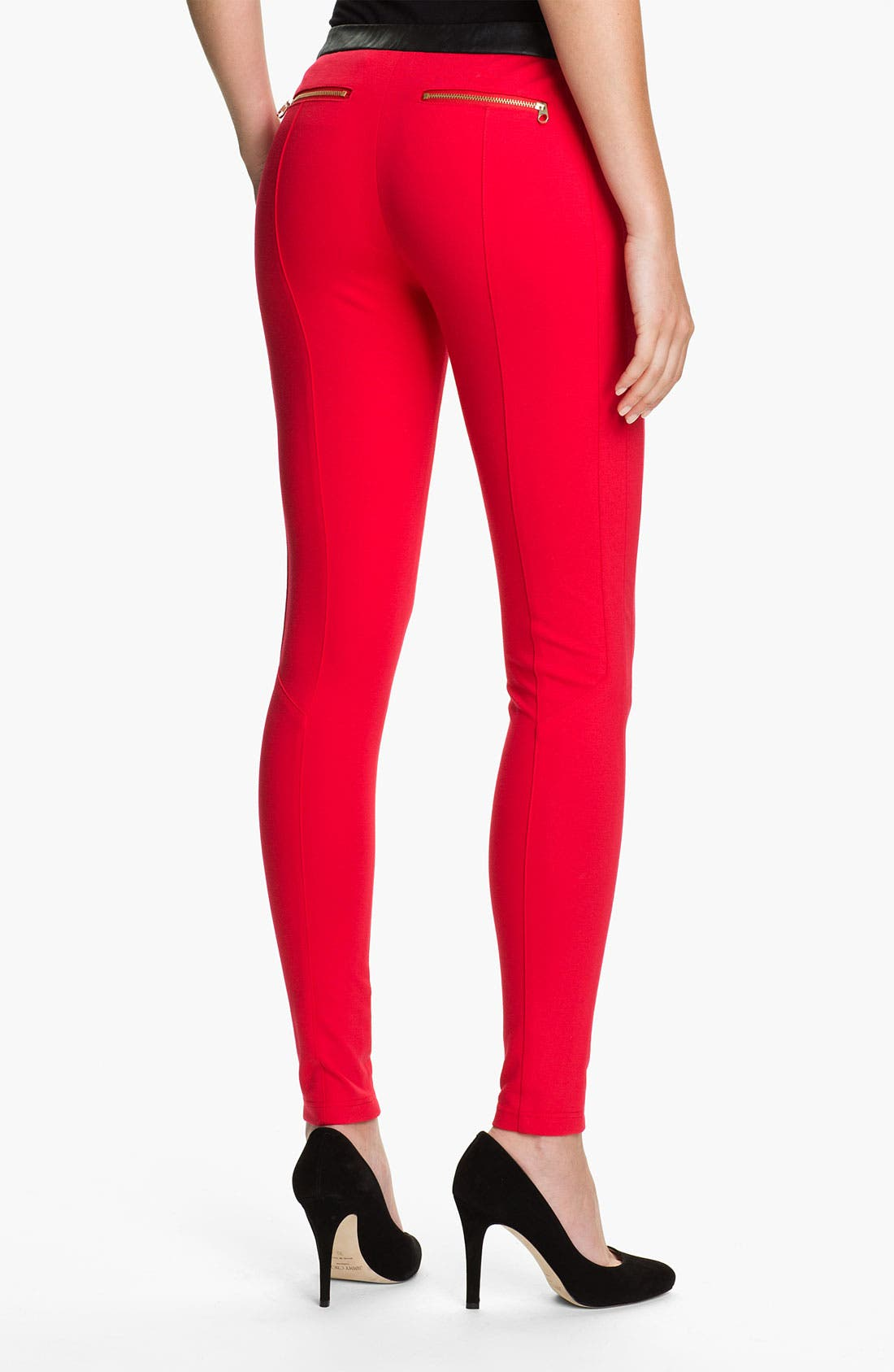 Alternate Image 2  - Ted Baker London Ponte Skinny Pants