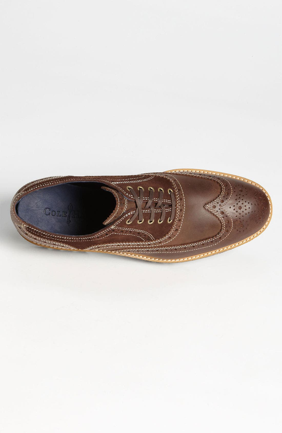 Alternate Image 3  - Cole Haan 'Air Morris' Casual Wingtip