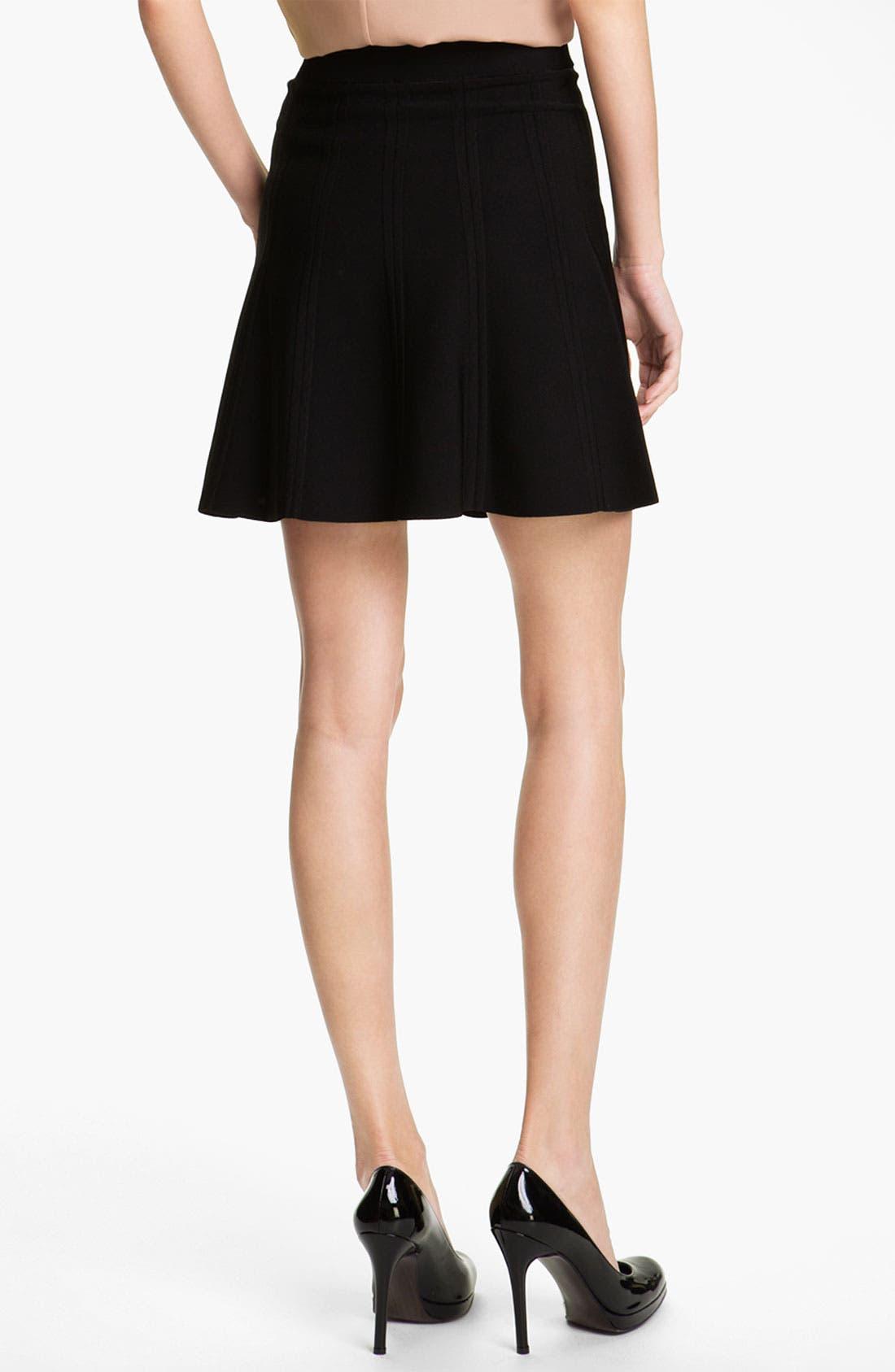 Alternate Image 2  - Ted Baker London A-Line Skirt