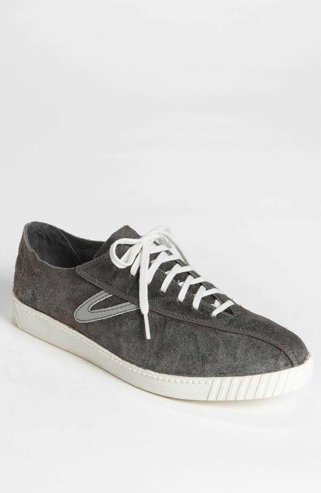 Main Image - Tretorn 'Nylite' Reverse Leather Sneaker