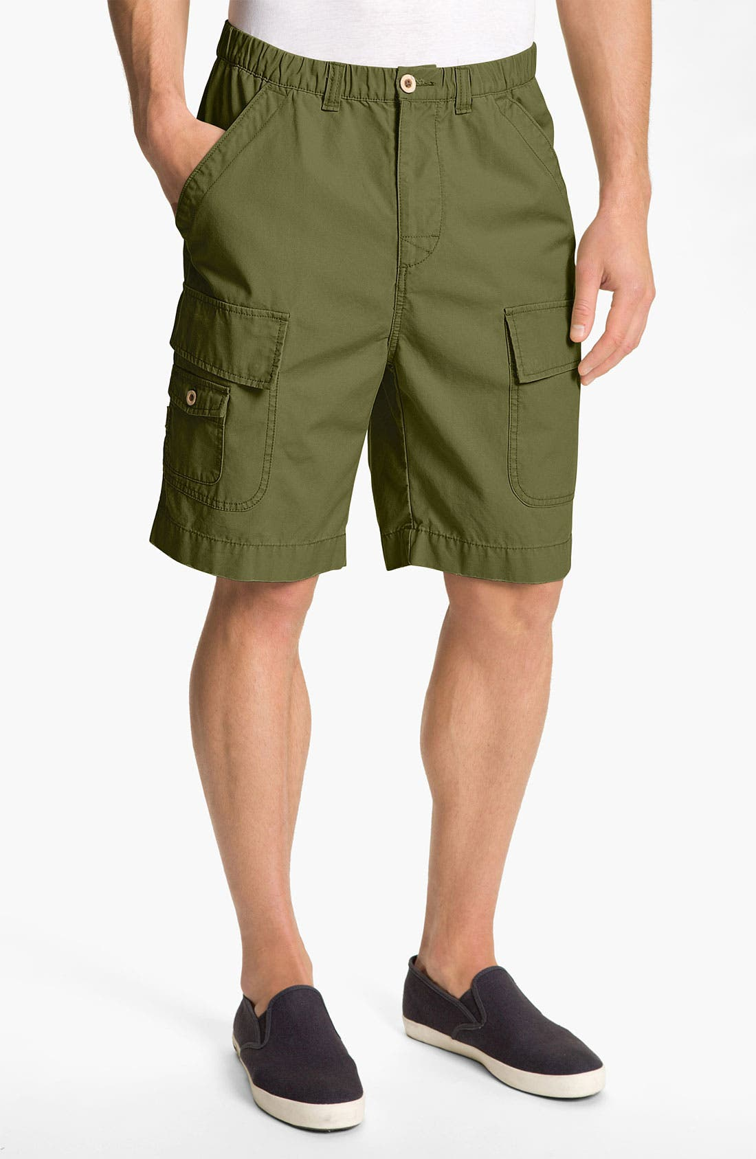 Alternate Image 1 Selected - Tommy Bahama 'New Largo' Cargo Shorts