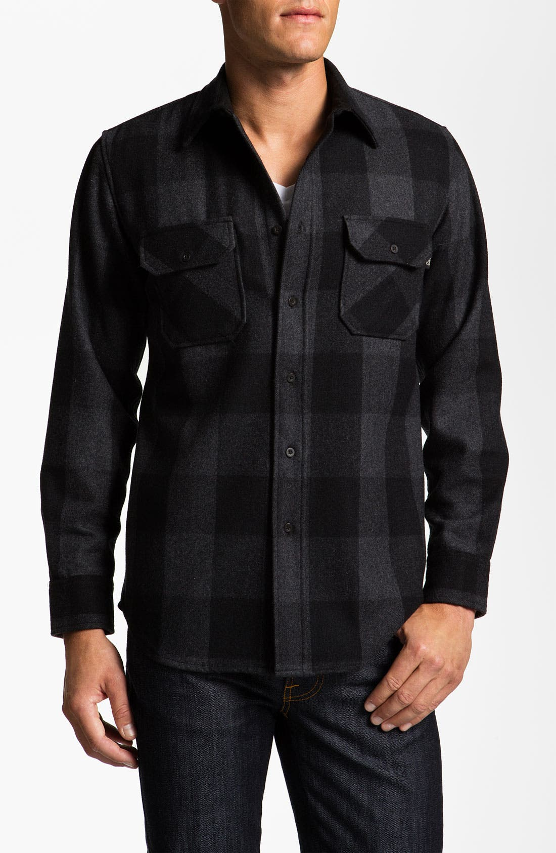 Alternate Image 1 Selected - Deus Ex Machina 'Bruty' Flannel Shirt