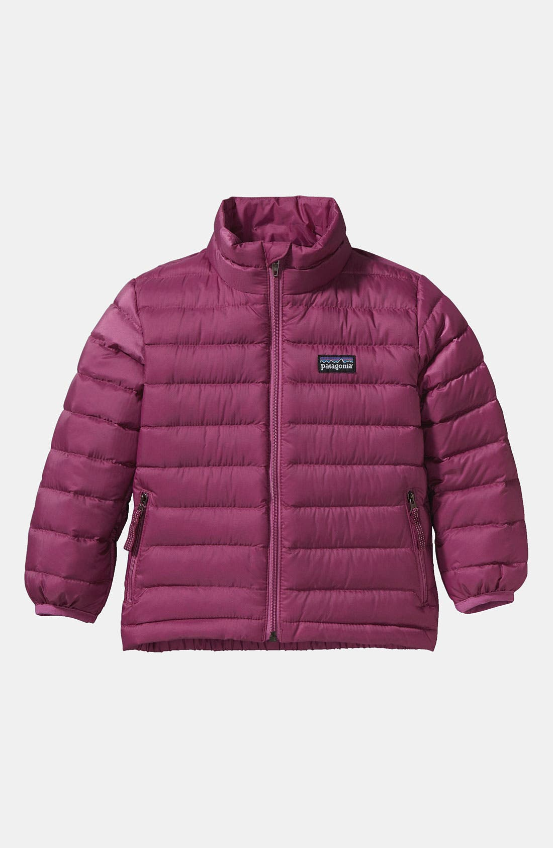 Alternate Image 1 Selected - Patagonia Down Jacket (Toddler)