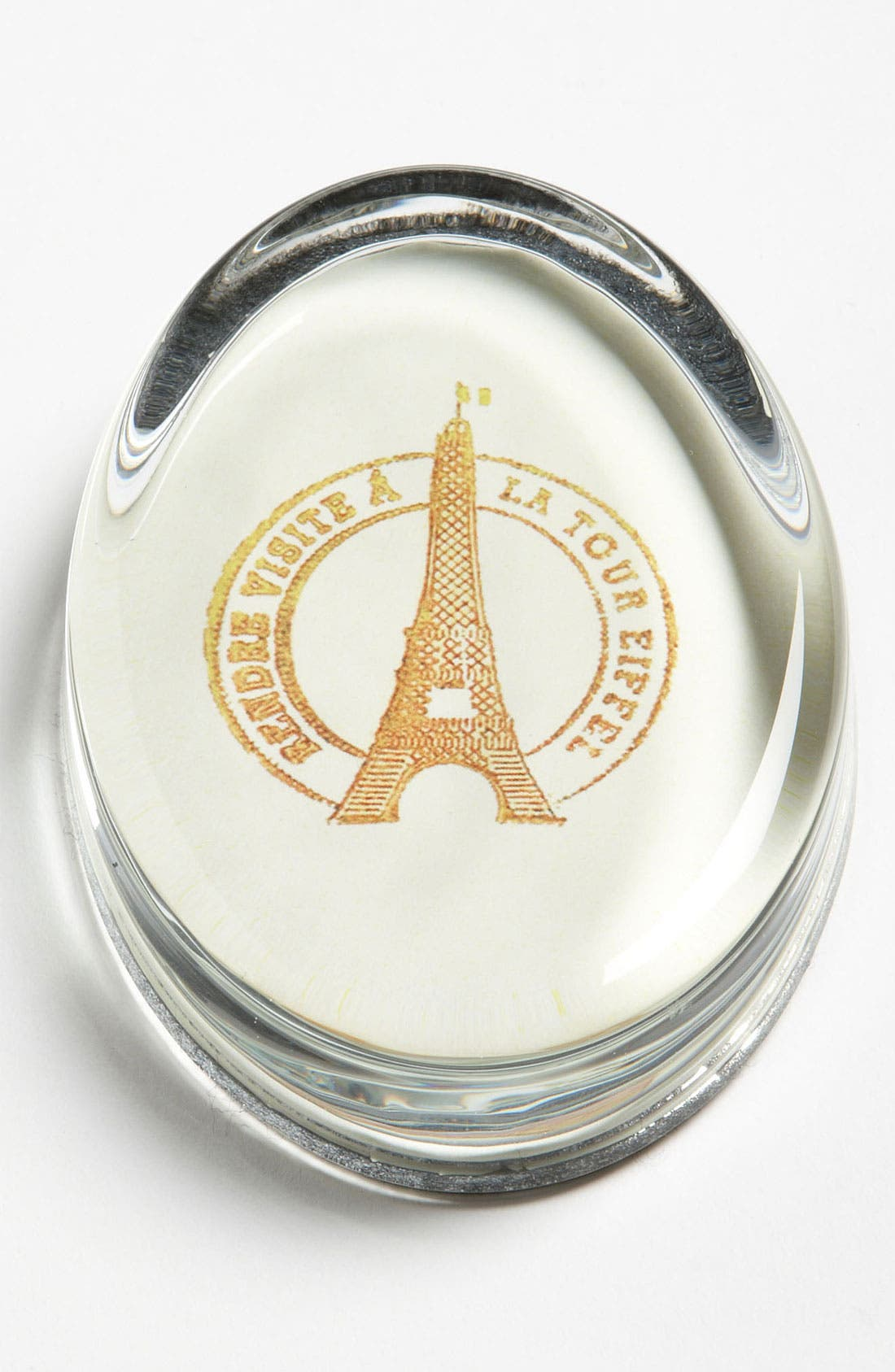 Alternate Image 1 Selected - Ben's Garden 'Eiffel Stamp' Paperweight