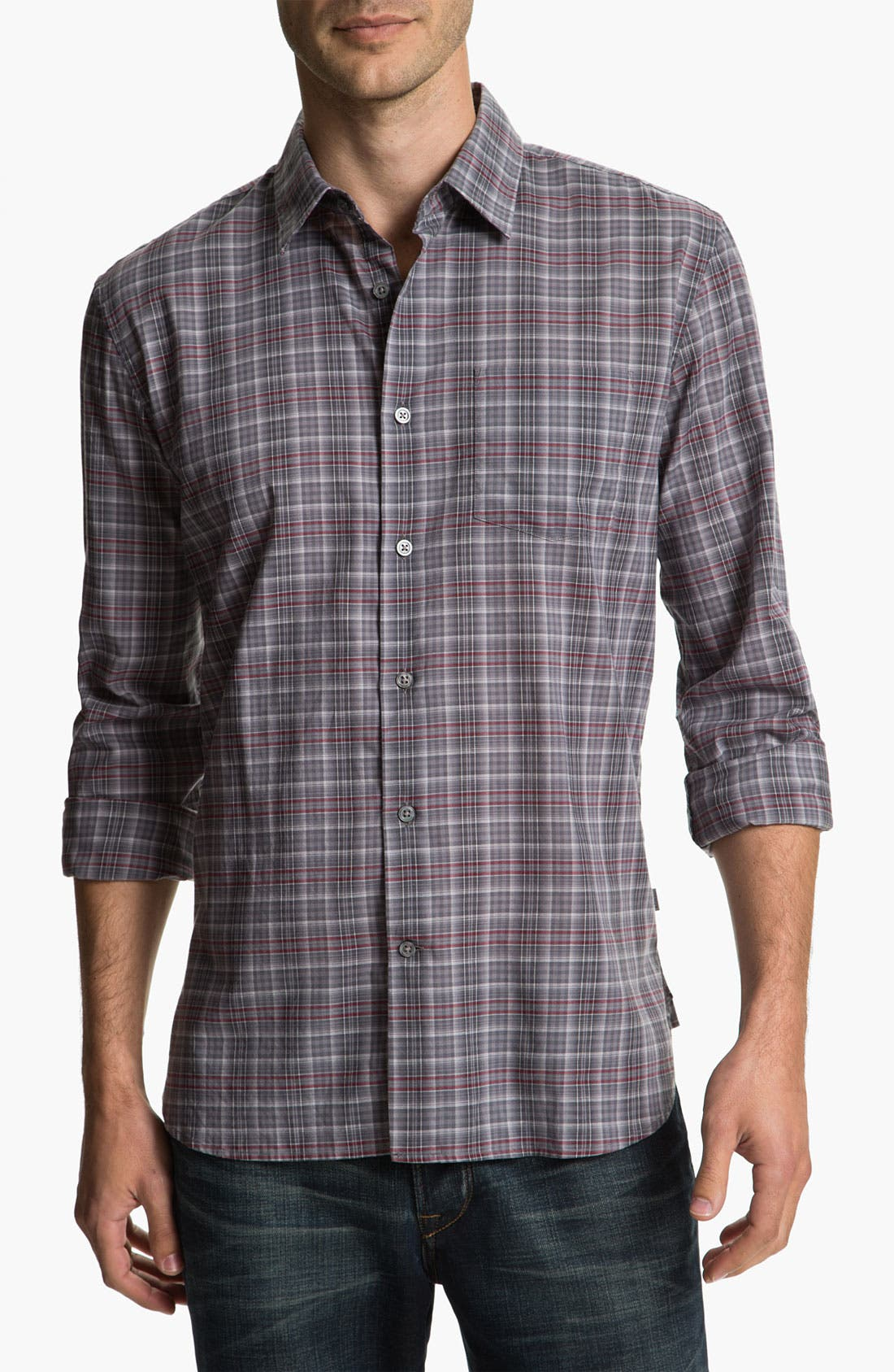 Alternate Image 1 Selected - John Varvatos Star USA Sport Shirt