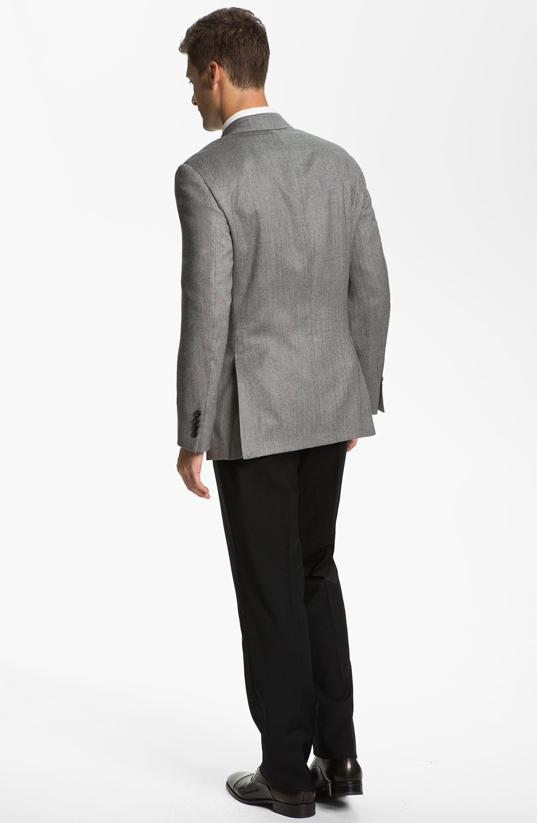 Alternate Image 5  - Samuelsohn Cashmere Sportcoat
