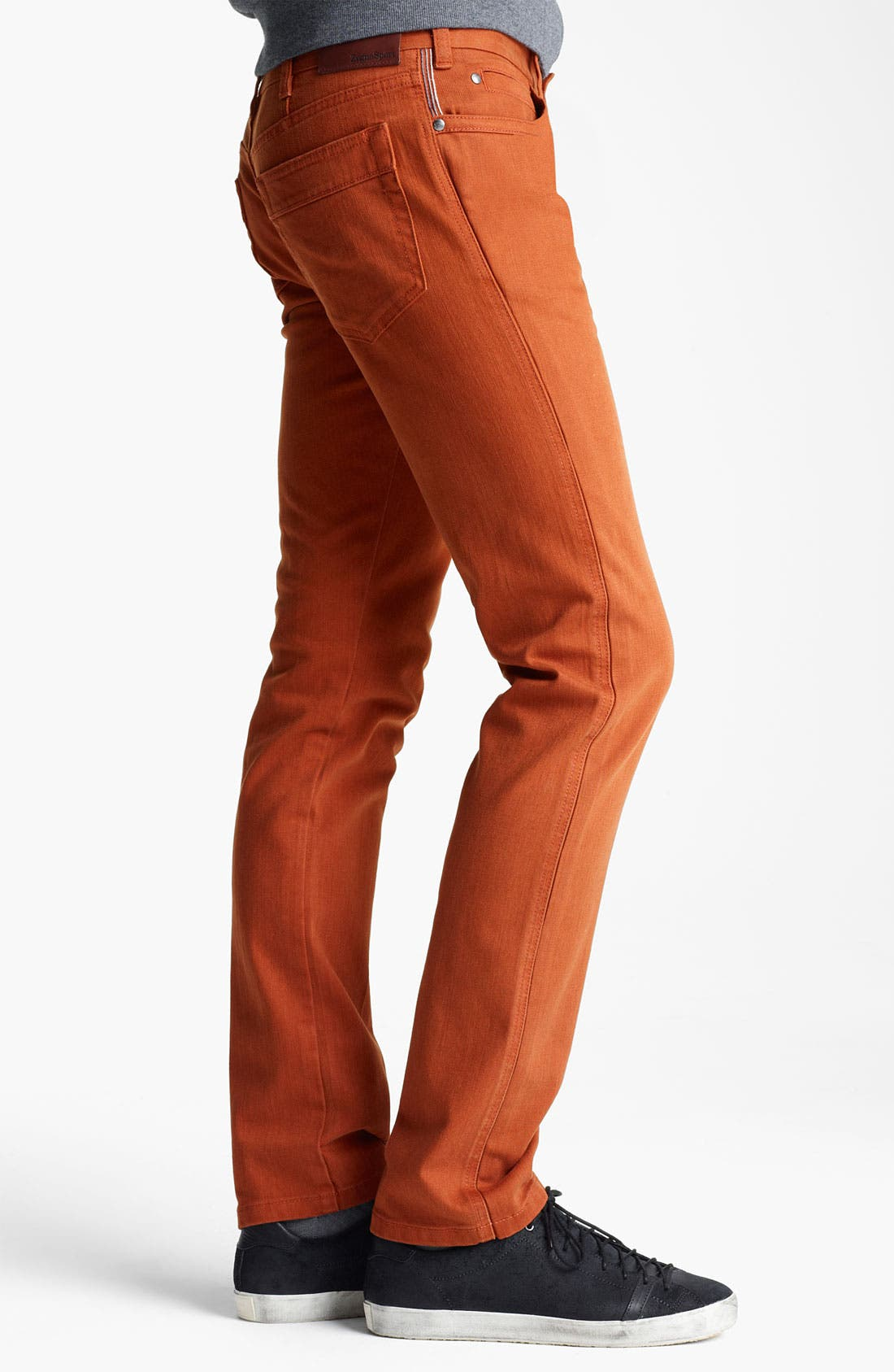 Alternate Image 3  - Zegna Sport Straight Leg Jeans