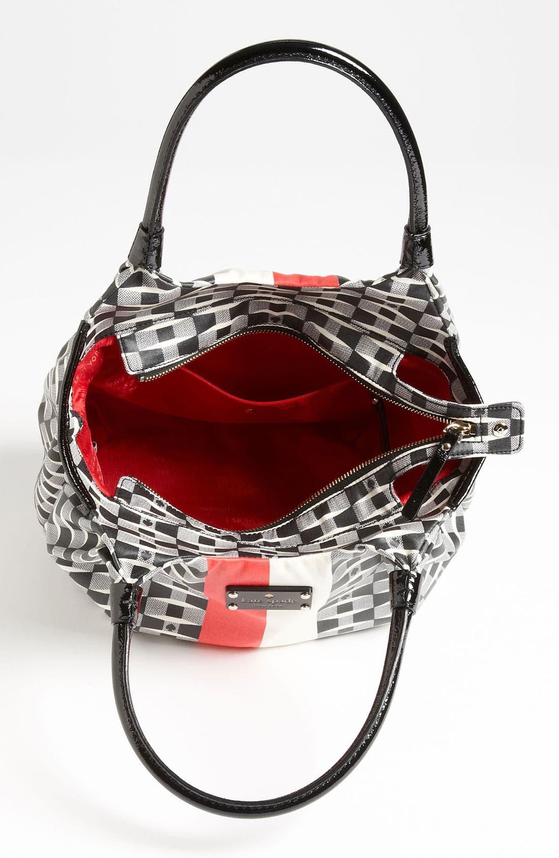 Alternate Image 3  - kate spade new york 'signature spade - small karen' shoulder bag