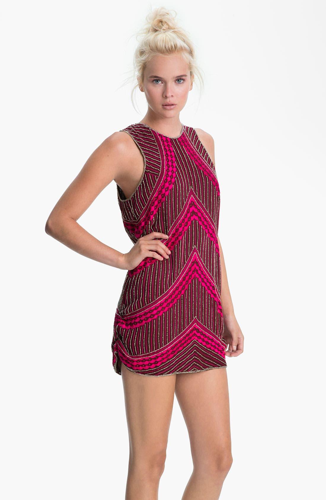 Alternate Image 1 Selected - Parker Embellished Shift Dress