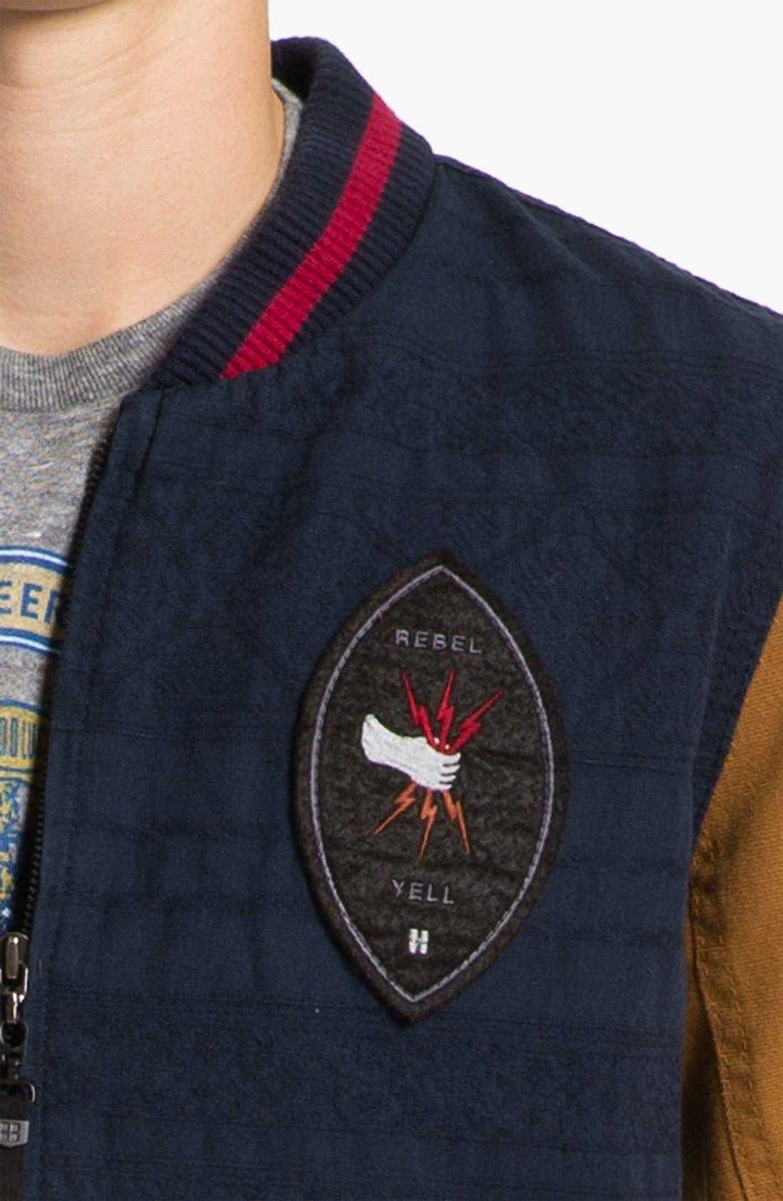 Alternate Image 3  - Insight 'Misfit' Bomber Jacket