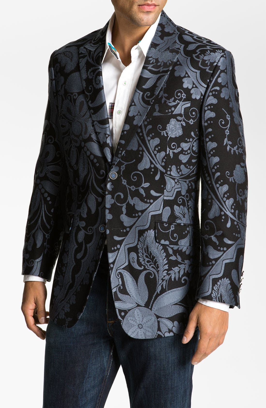 Alternate Image 1 Selected - Robert Graham 'Palisade' Limited Edition Sportcoat