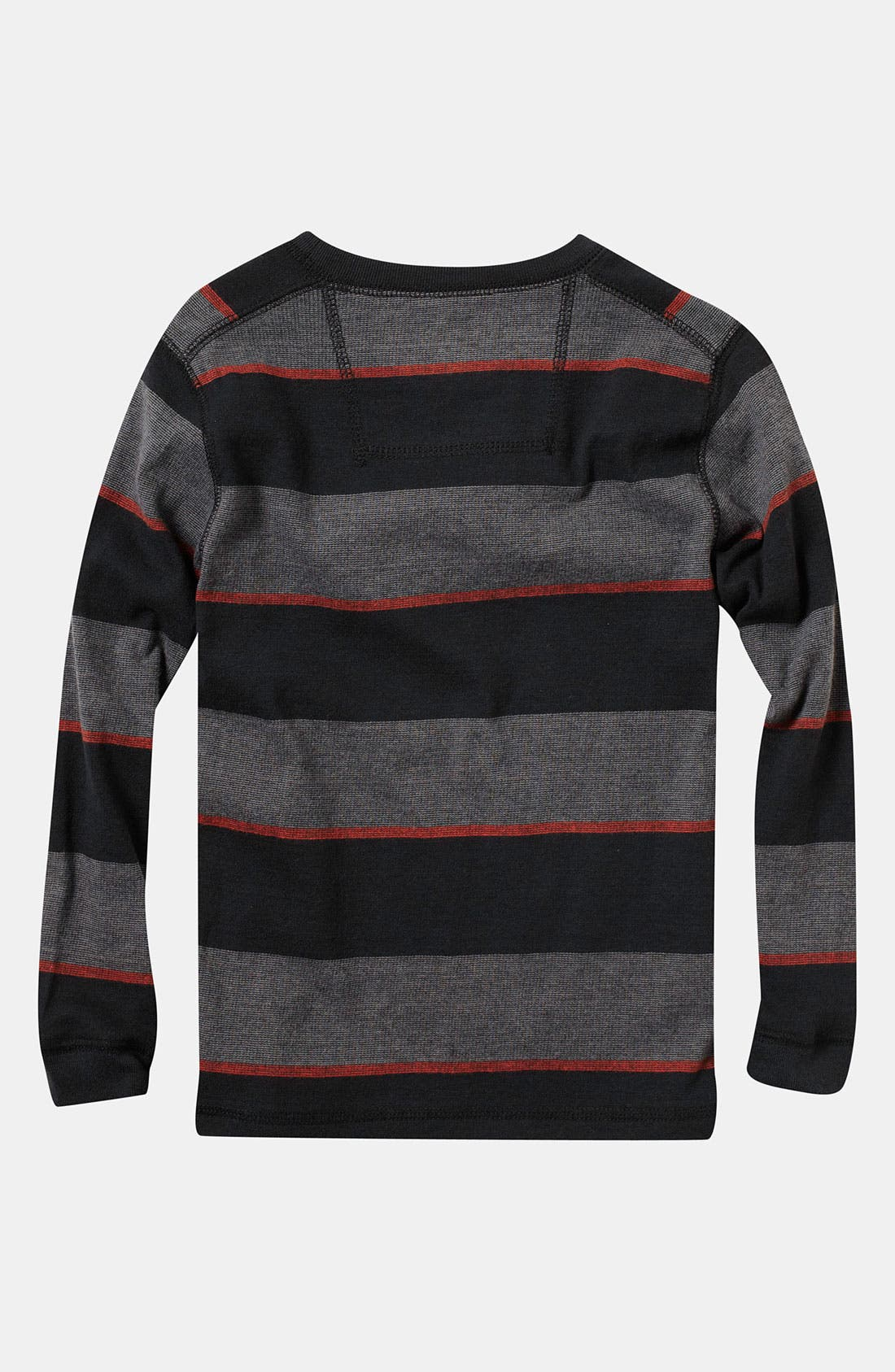 Alternate Image 2  - Quiksilver 'Snit' Stripe Top (Infant)