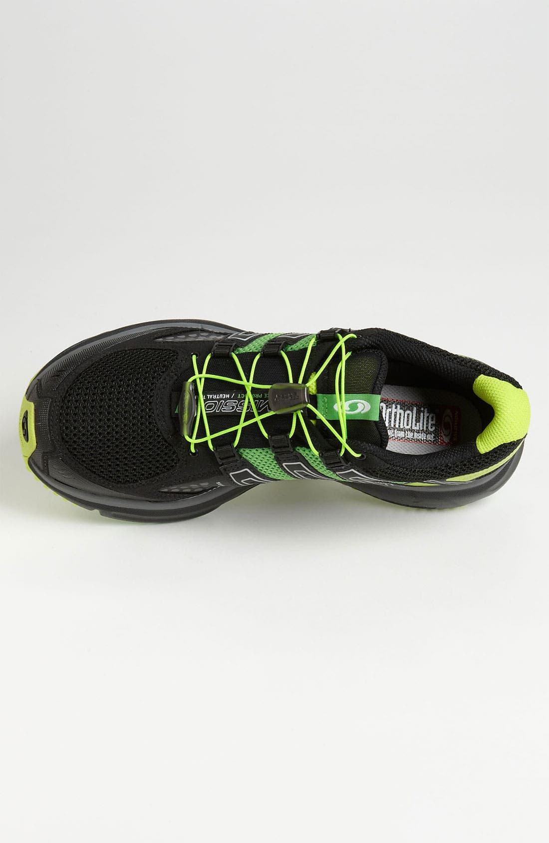Alternate Image 3  - Salomon 'XR Mission' Trail Running Shoe (Men)