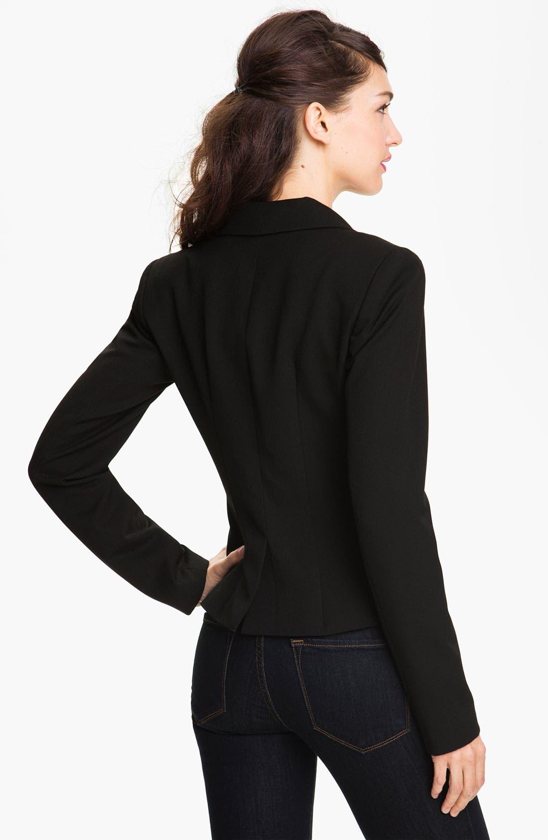 Alternate Image 2  - Nanette Lepore 'Fame' Embellished Blazer