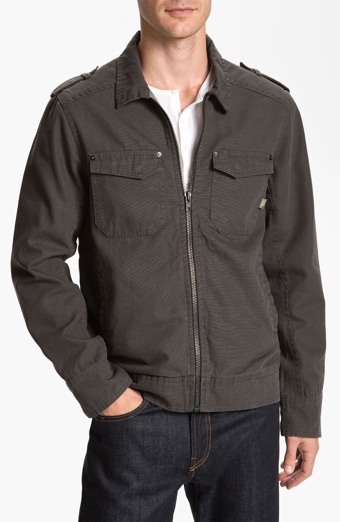 Alternate Image 1 Selected - R44 Rogan Standard Issue 'Drakers' Jacket
