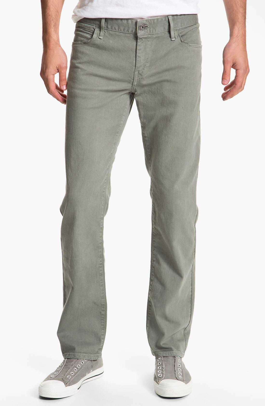 Alternate Image 2  - BOSS Orange '24' Regular Straight Leg Pants