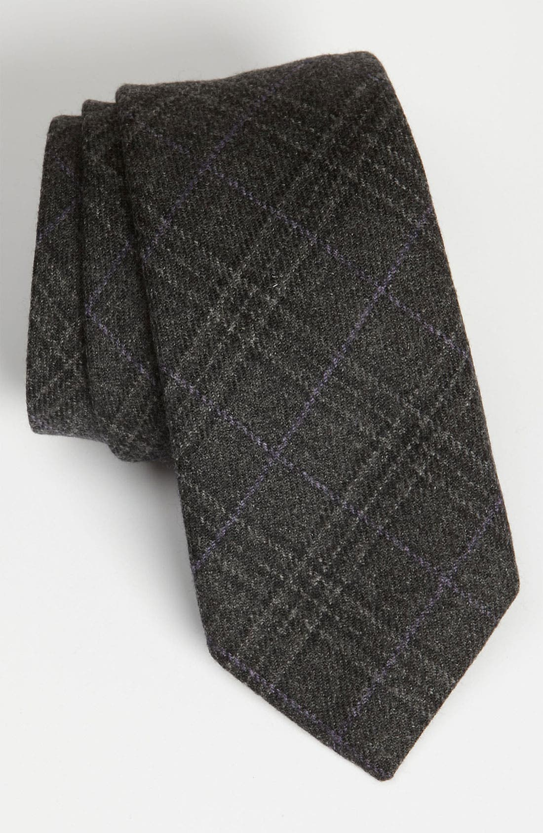 Alternate Image 1 Selected - Samuelsohn Woven Wool Tie