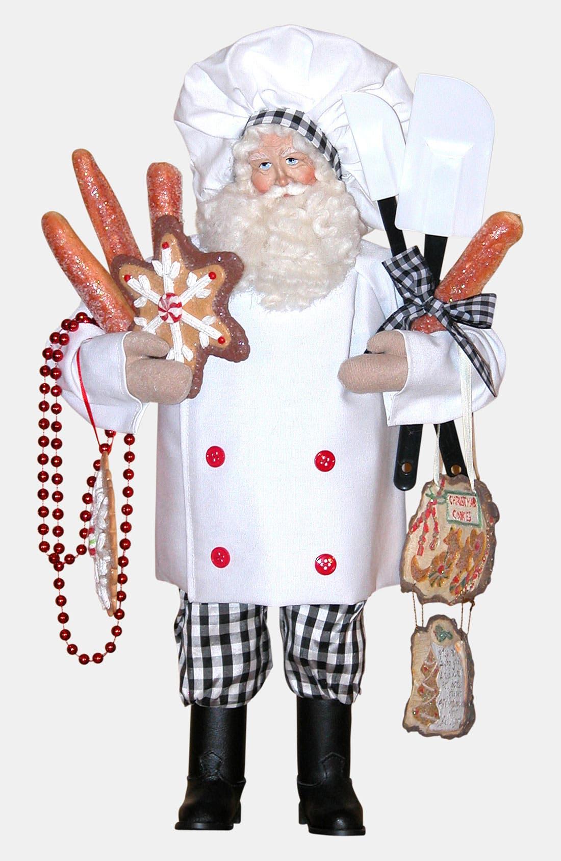 Main Image - Lynn Haney 'Sugared Delights' Santa Figurine (Nordstrom Exclusive)