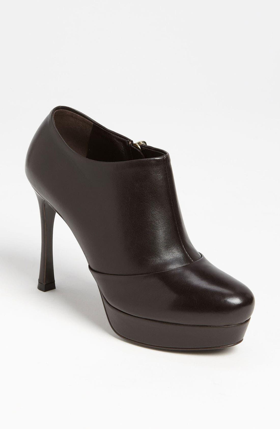 Main Image - Yves Saint Laurent Ankle Bootie