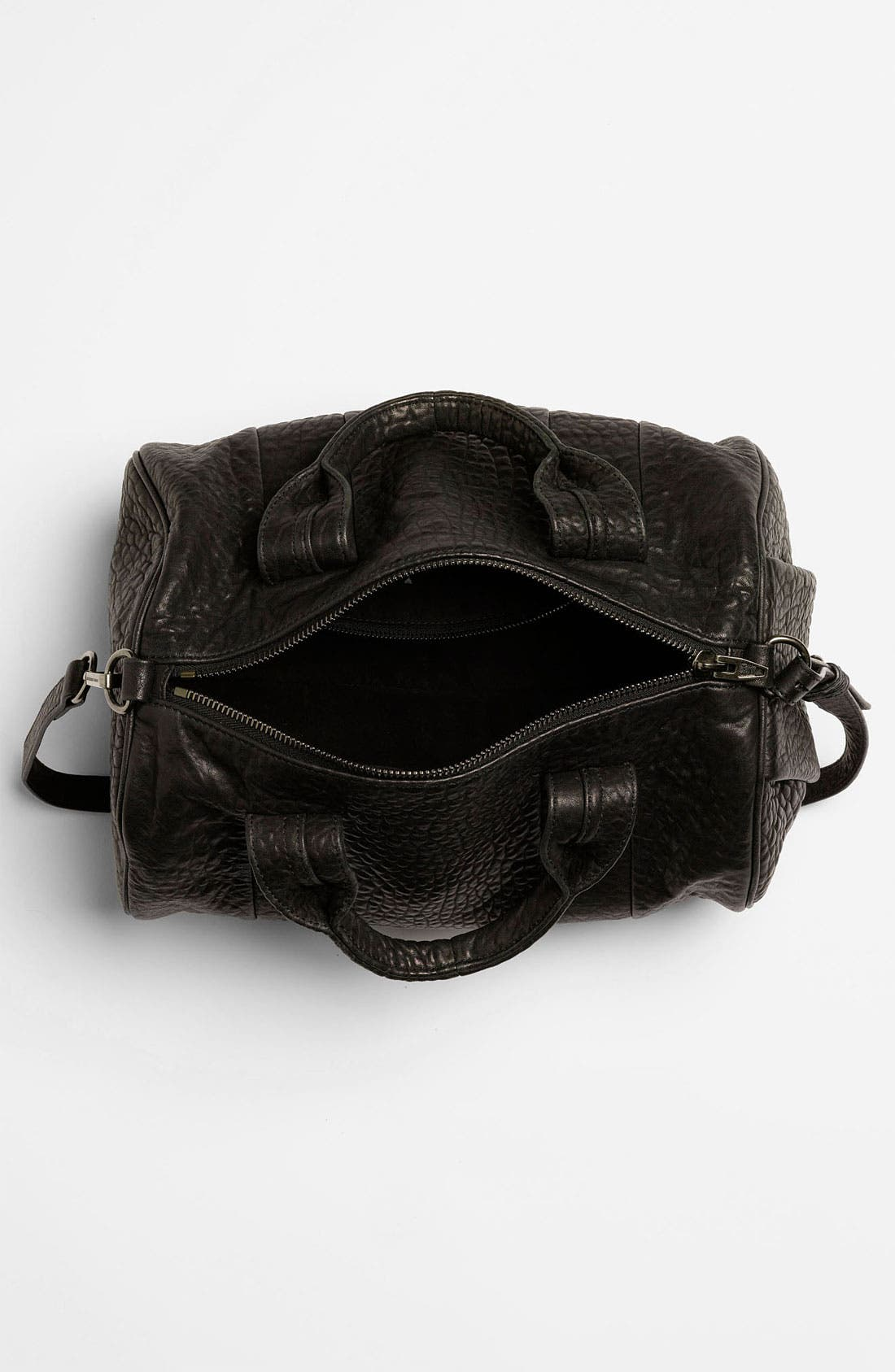 Alternate Image 3  - Alexander Wang 'Rocco - Black Nickel' Leather Satchel