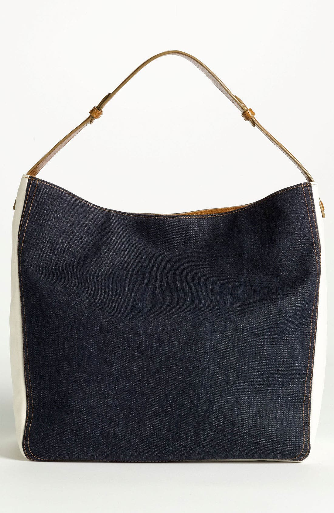 Alternate Image 4  - MARC JACOBS Denim & Leather Hobo