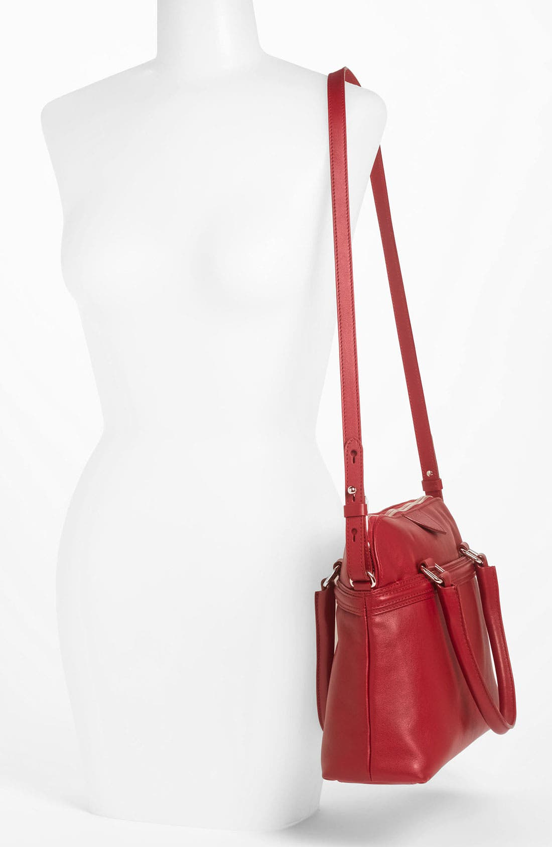 Alternate Image 2  - MARC JACOBS 'Raleigh' Leather Satchel