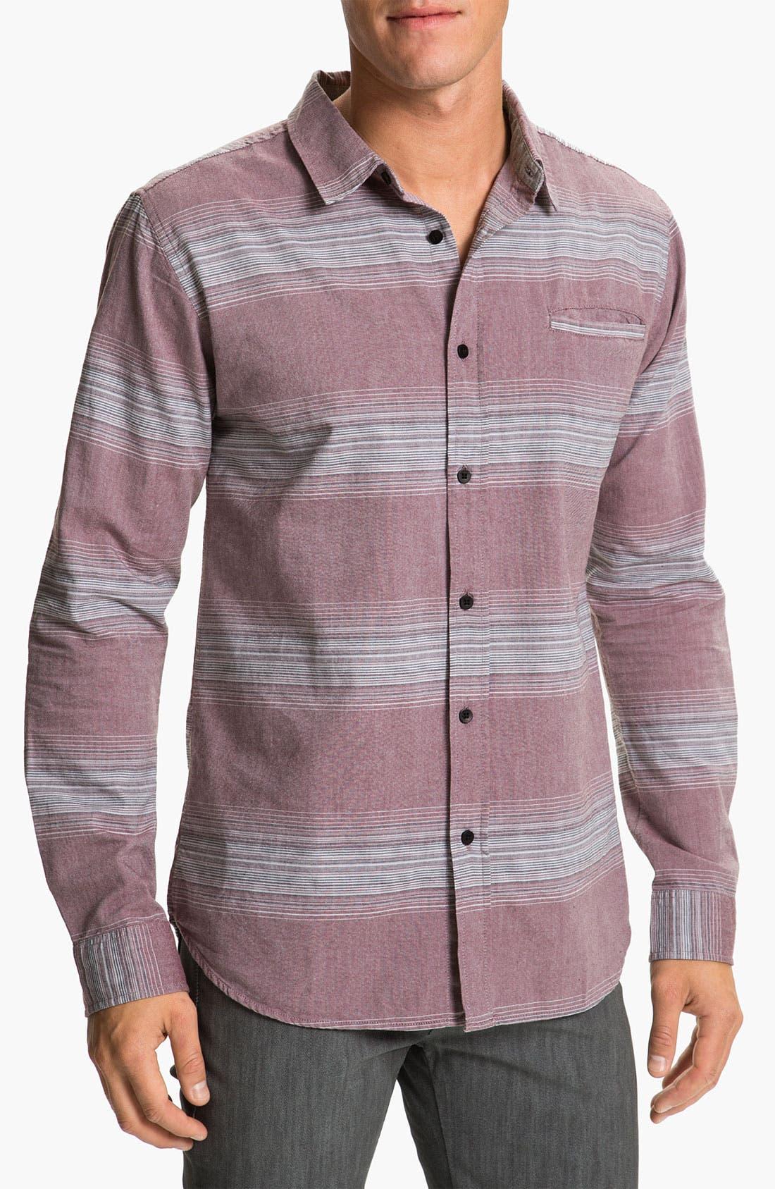 Alternate Image 1 Selected - Ezekiel 'Oceanside' Woven Shirt