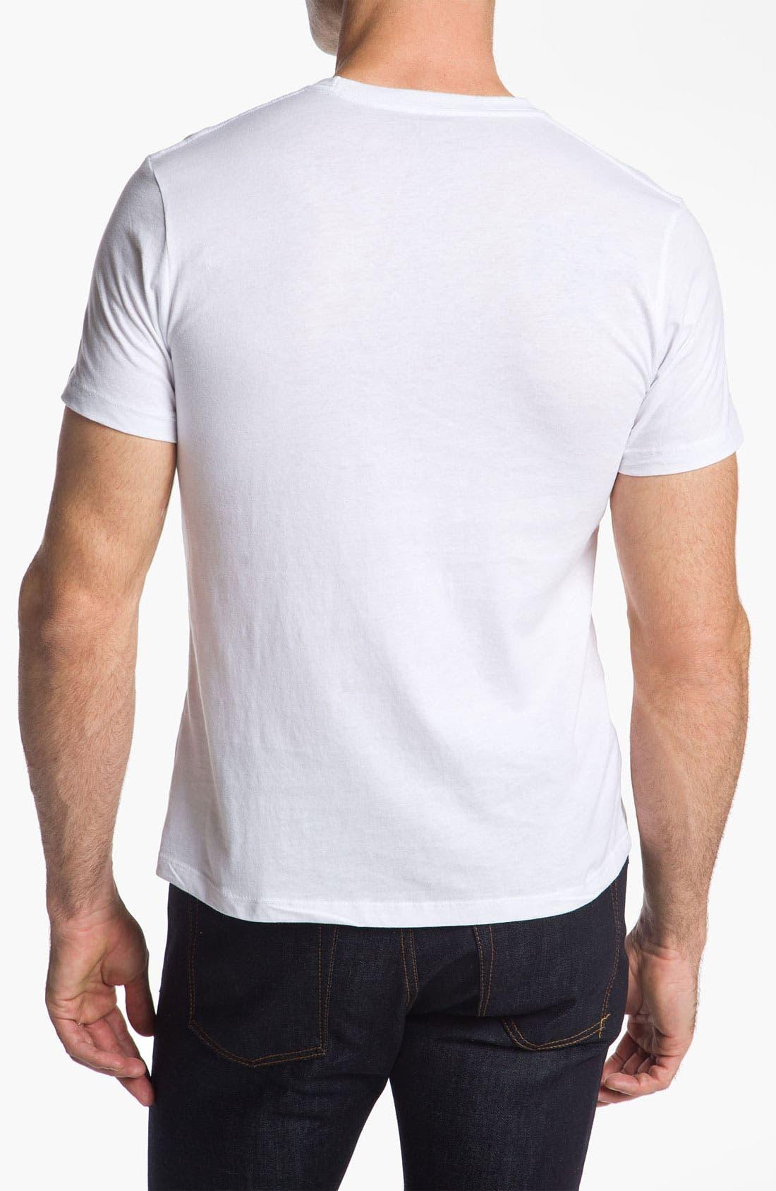 Alternate Image 2  - Topless 'Mr. Potato Head' T-Shirt