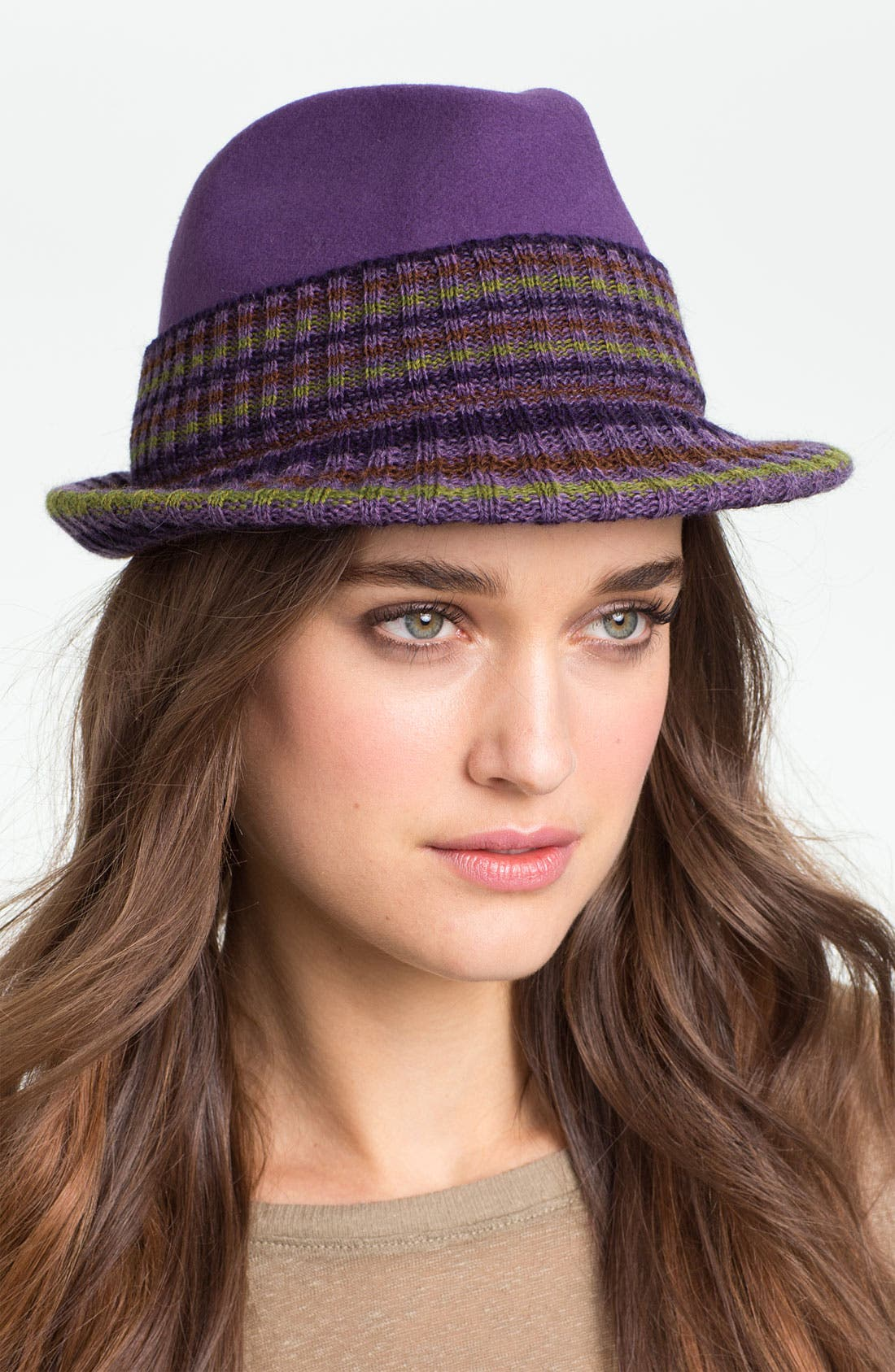 Alternate Image 1 Selected - Tarnish Wool Fedora