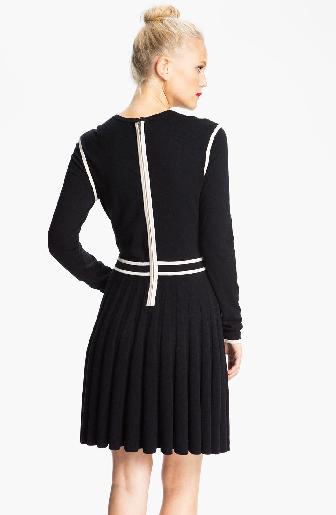 Alternate Image 2  - MARC BY MARC JACOBS 'Slalom' Sweater Dress