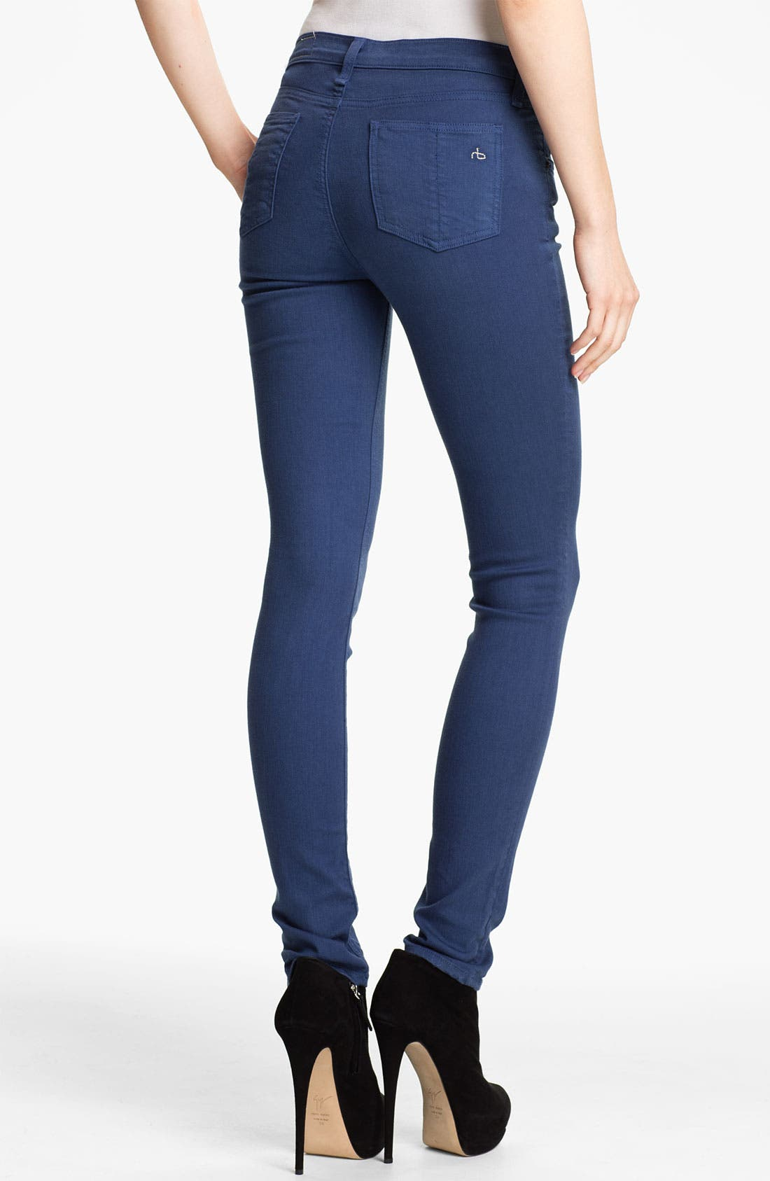 Main Image - rag & bone/JEAN Skinny Stretch Jeans