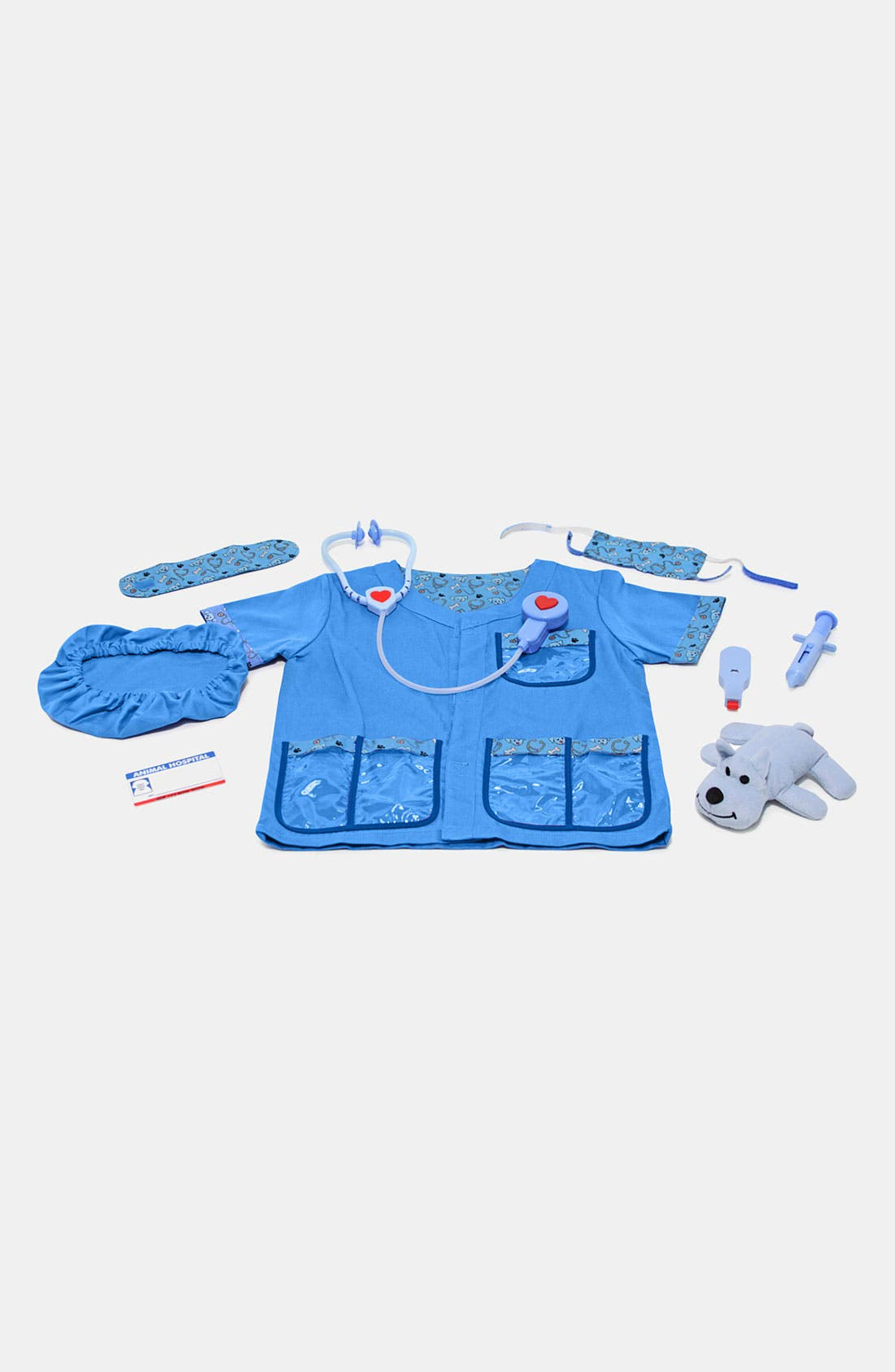 Alternate Image 2  - Melissa & Doug 'Veterinarian' Costume (Toddler)