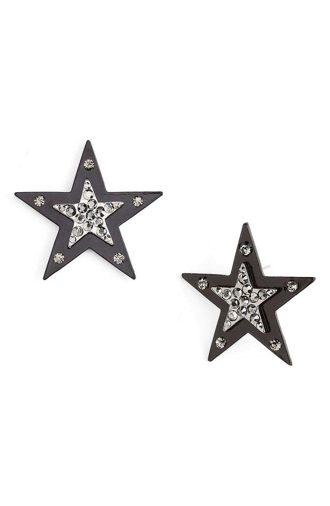 Main Image - Guinevere 'Rockstar' Earrings