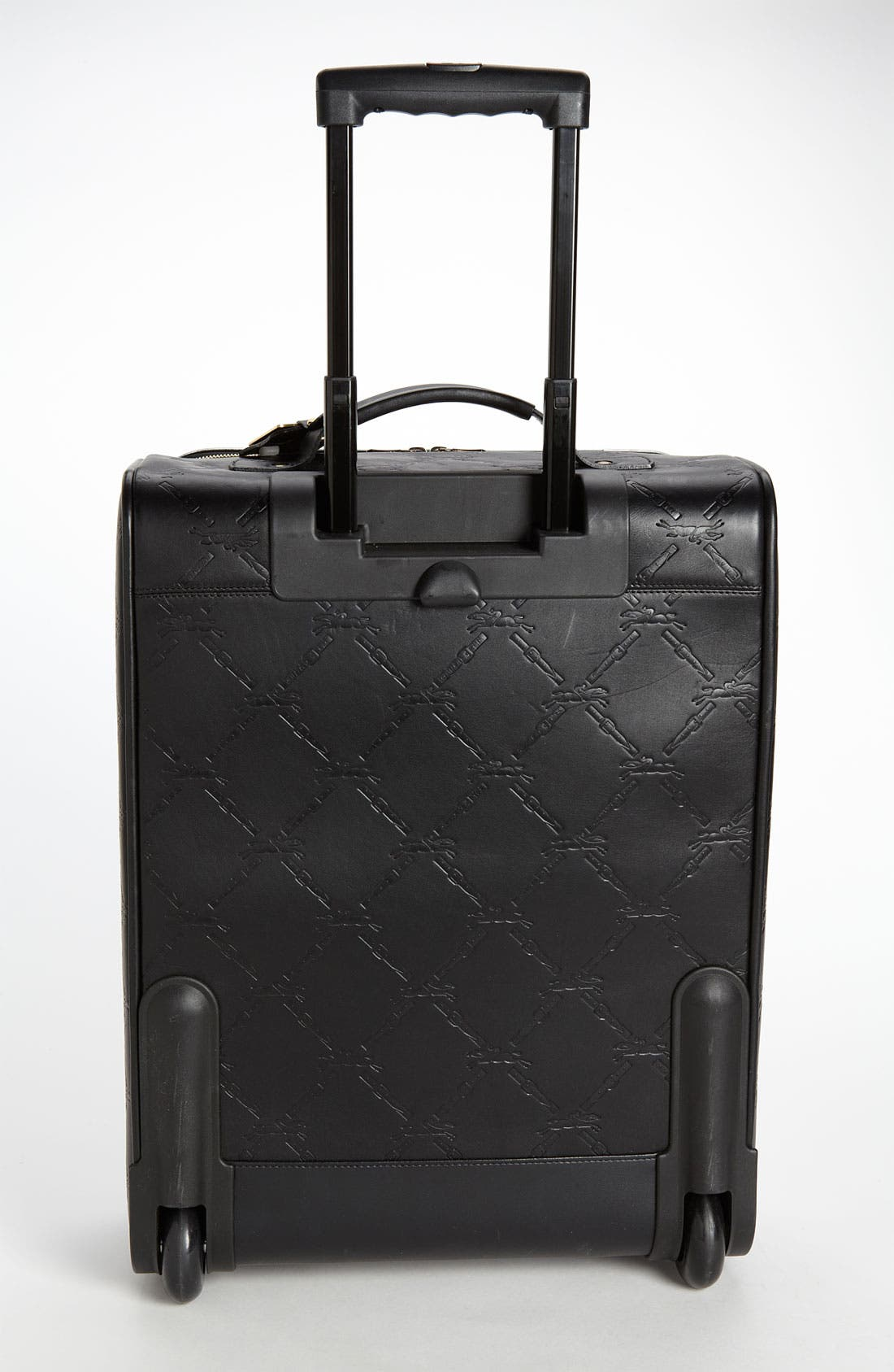Alternate Image 4  - Longchamp 'LM Cuir' Wheeled Suitcase