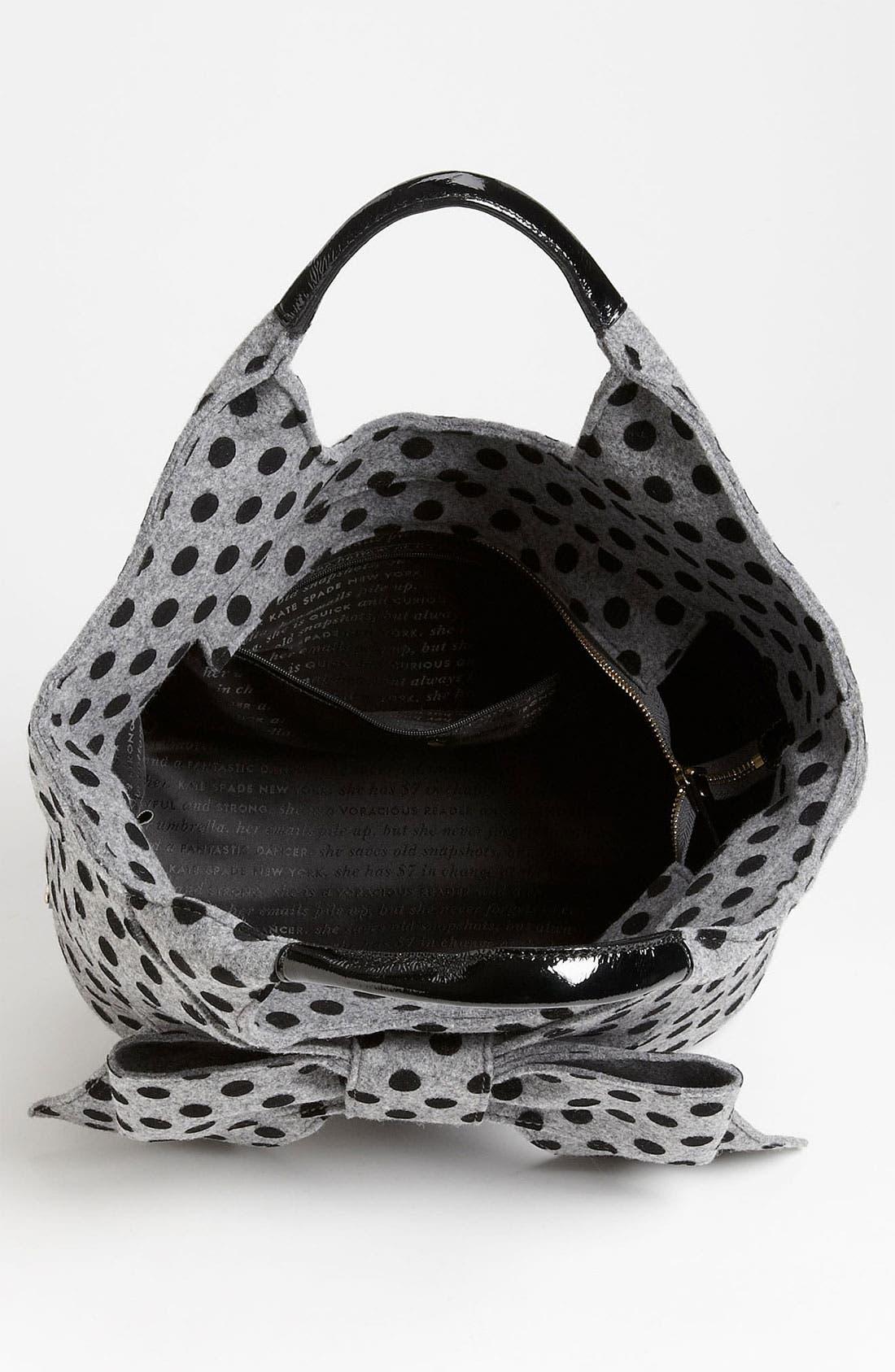 Alternate Image 3  - kate spade new york 'pilgrim hill - large tate' handbag