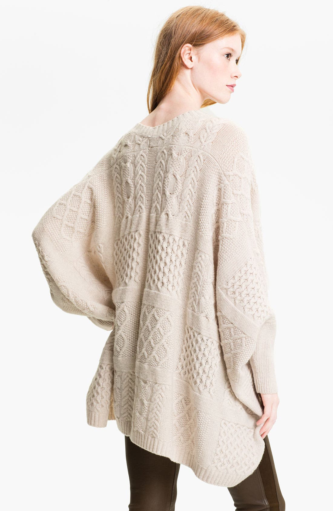 Alternate Image 2  - MARC BY MARC JACOBS 'Glenda' Cable Knit Sweater
