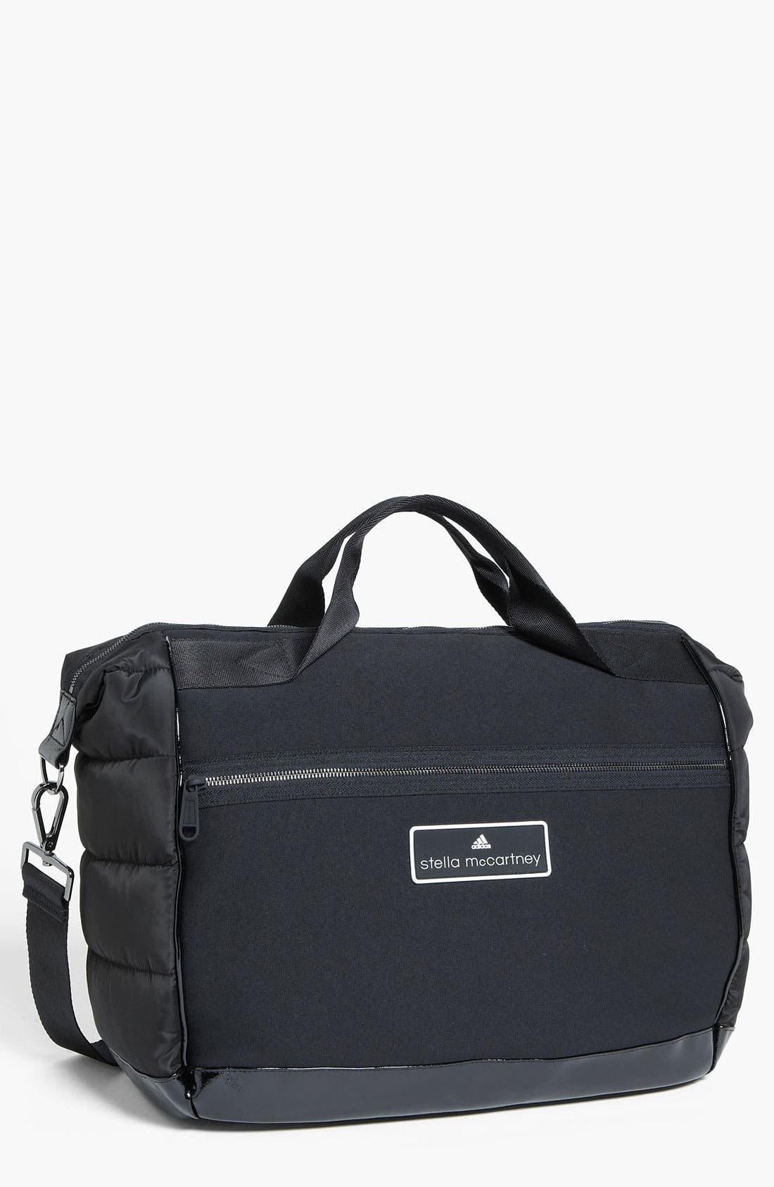 Alternate Image 1 Selected - adidas by Stella McCartney 'Fashion' Duffel Bag