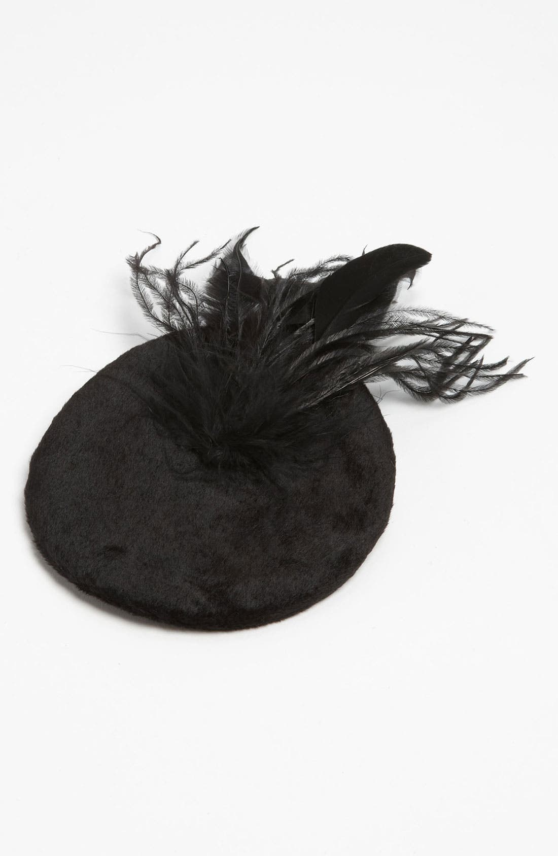 Alternate Image 1 Selected - Cara 'Perfect Party Hat' Fascinator Hair Clip