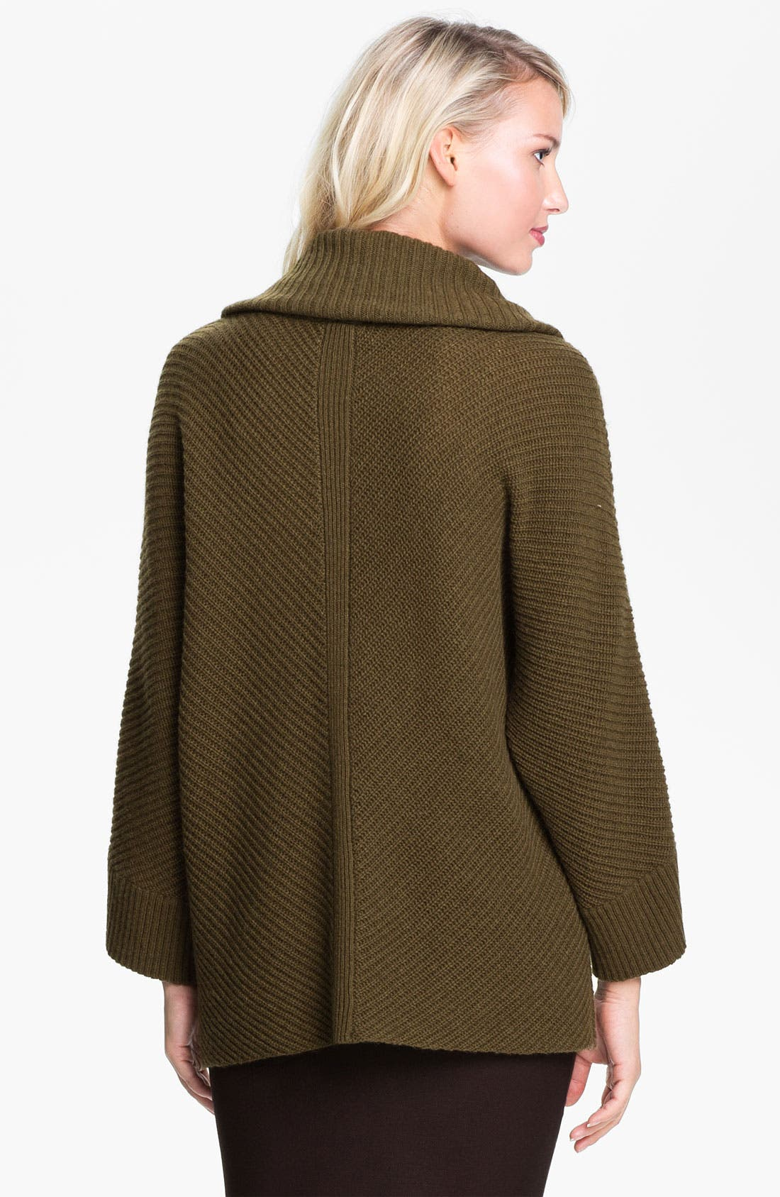 Alternate Image 2  - Eileen Fisher Supersoft Cowl Neck Sweater