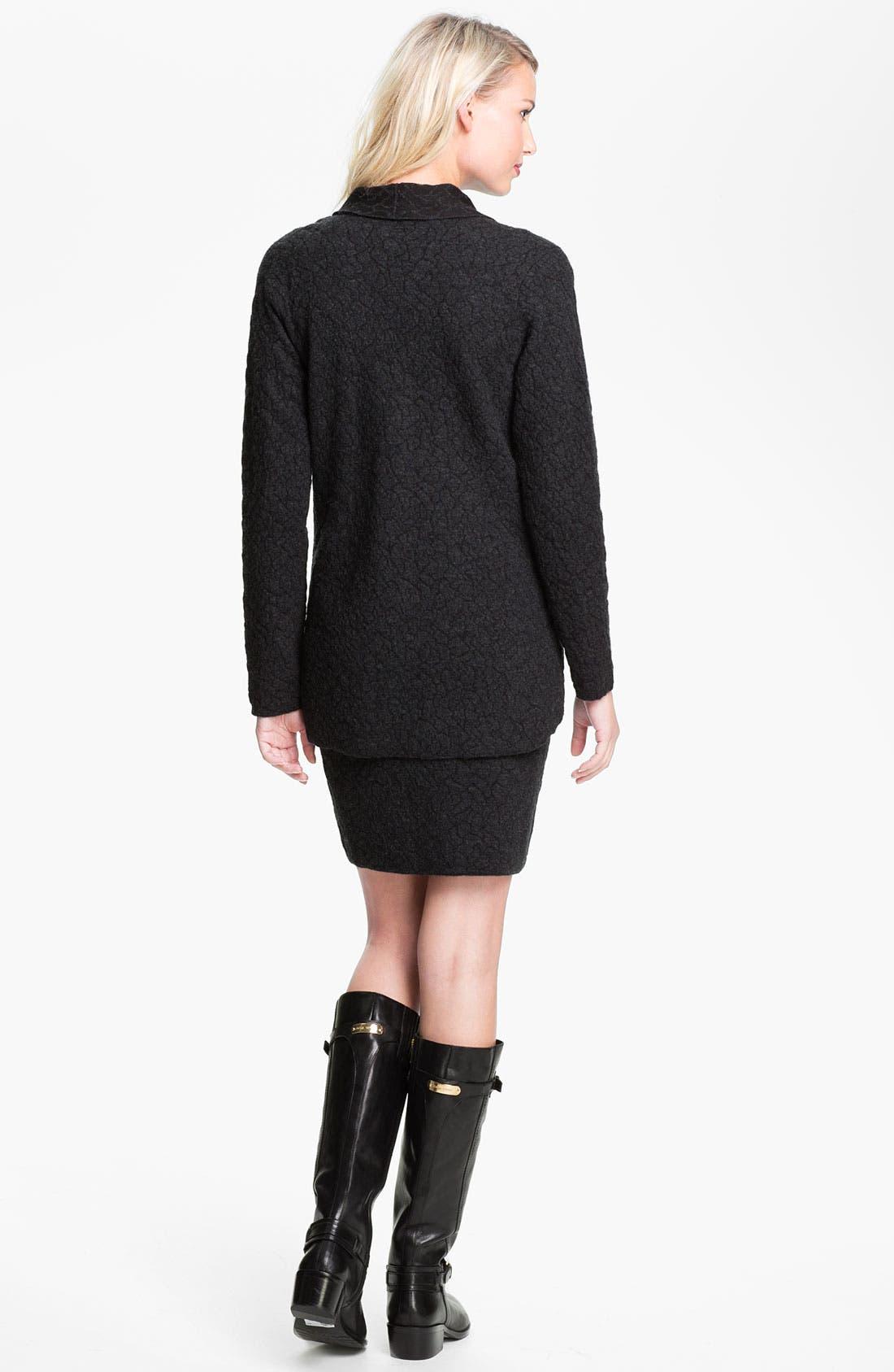 Alternate Image 4  - Eileen Fisher Textured Jacket