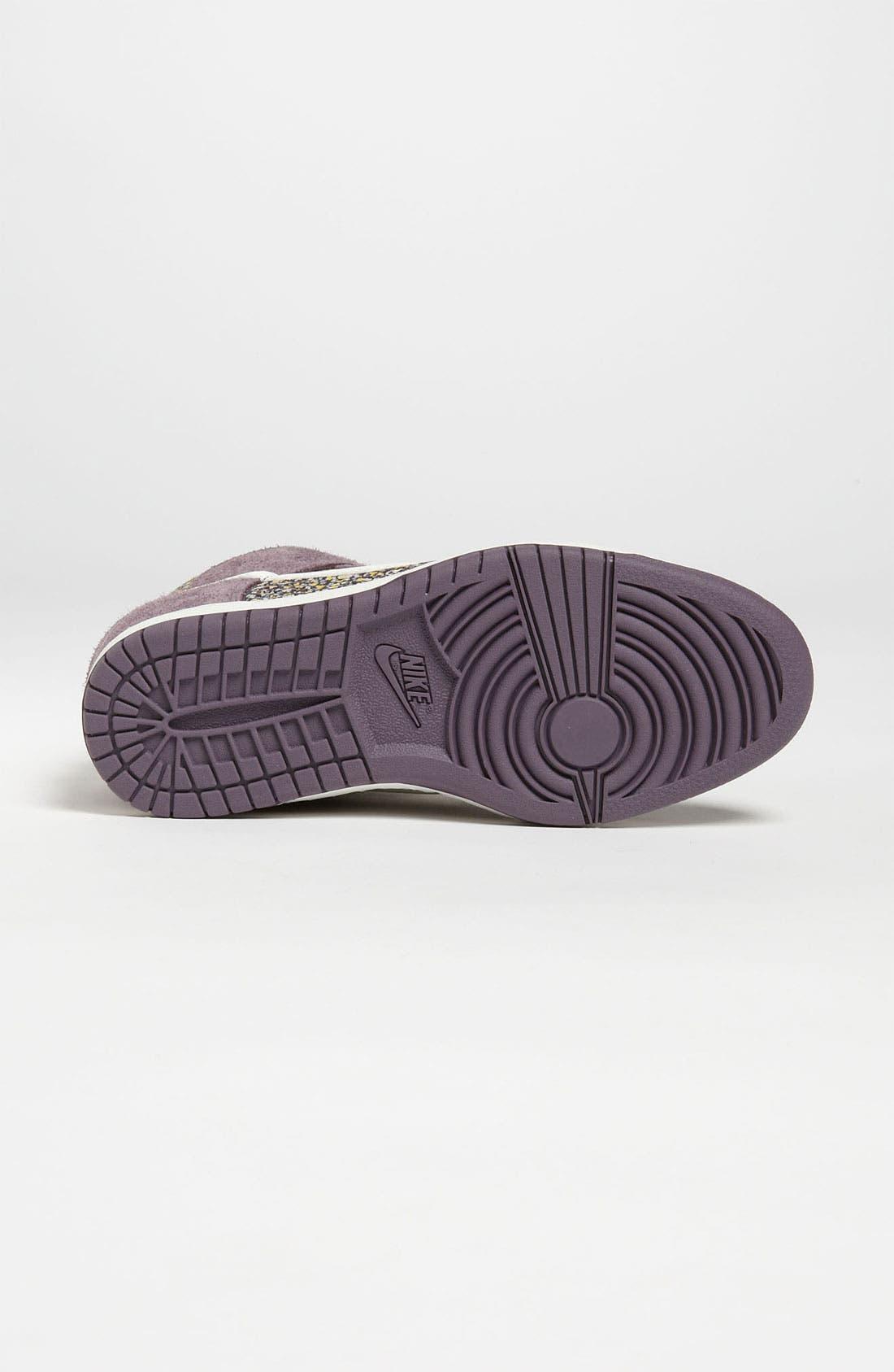 Alternate Image 4  - Nike 'Dunk Sky Hi Liberty' Hidden Wedge Sneaker (Women)