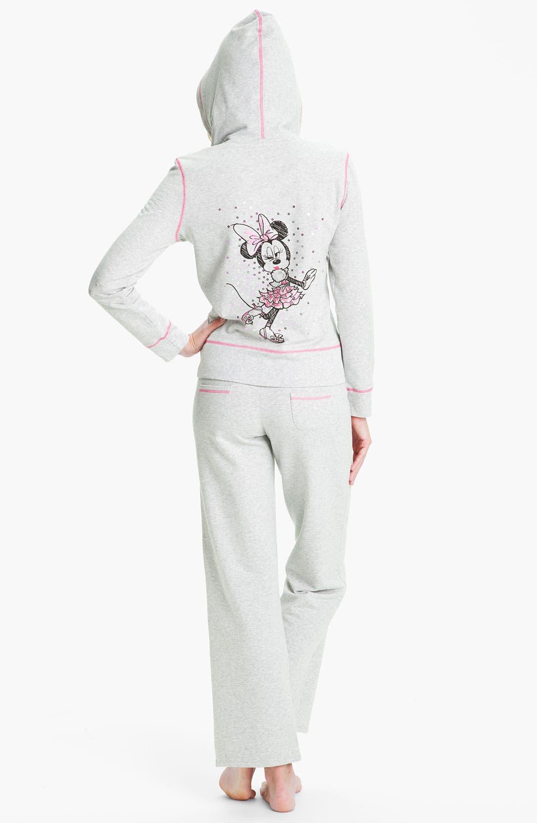 Alternate Image 5  - Betsey Johnson 'Minnie' Fleece Pants