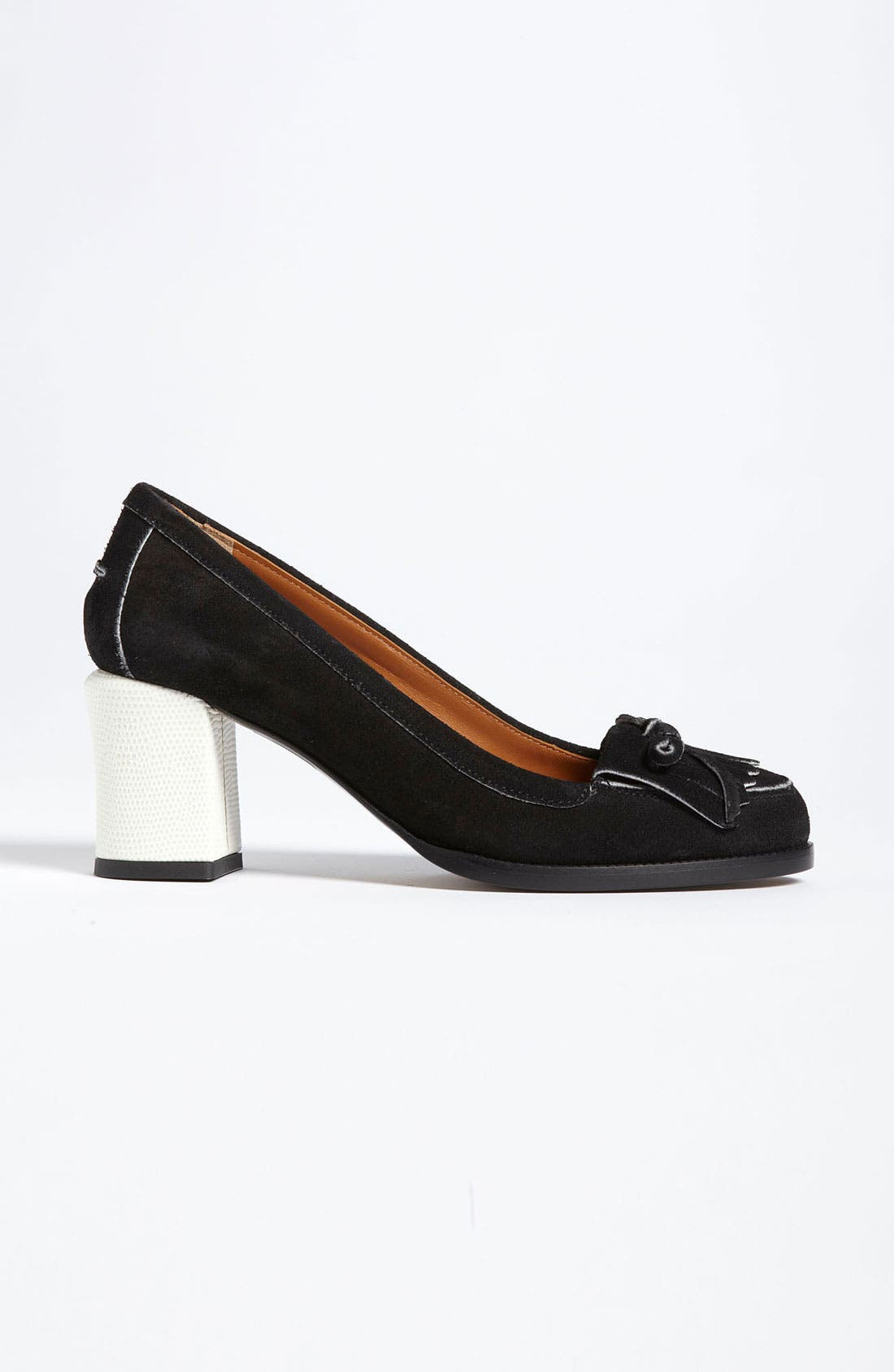 Alternate Image 3  - Fendi 'Austen' Loafer Pump