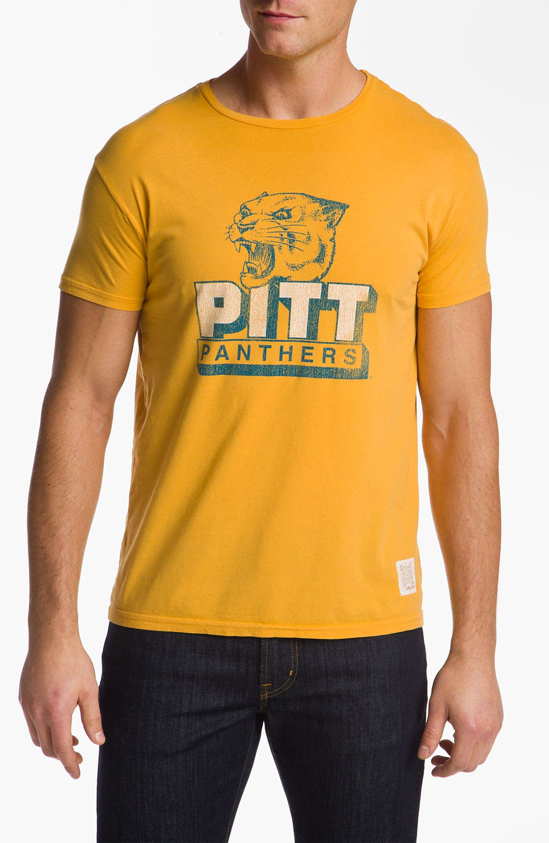 Alternate Image 1 Selected - The Original Retro Brand 'Pittsburgh Panthers' T-Shirt