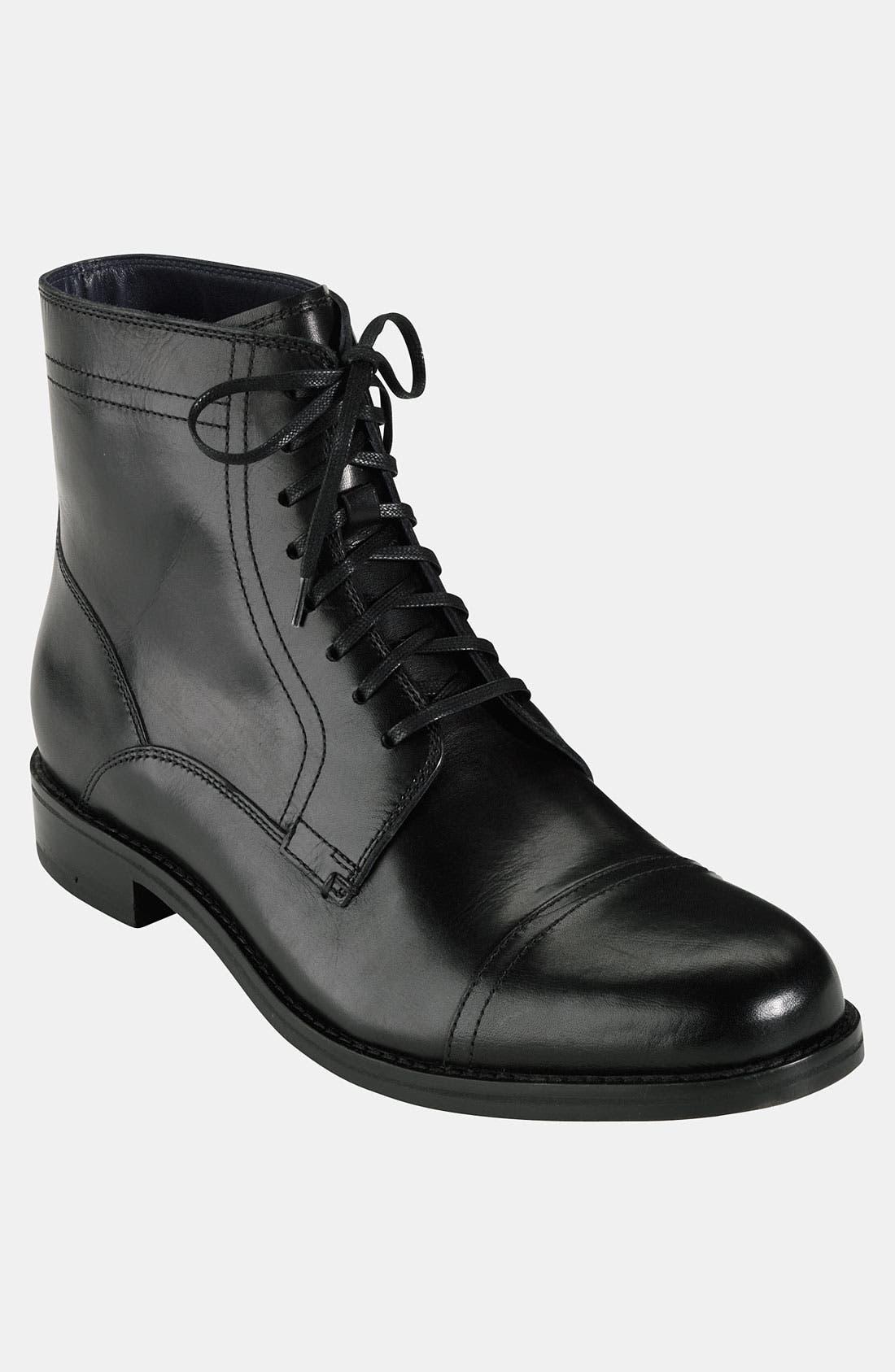 Alternate Image 1 Selected - Cole Haan 'Harrison' Cap Toe Boot