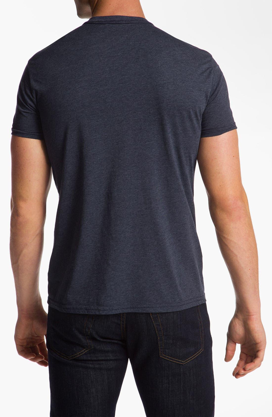 Alternate Image 2  - The Original Retro Brand 'Brigham Young' T-Shirt