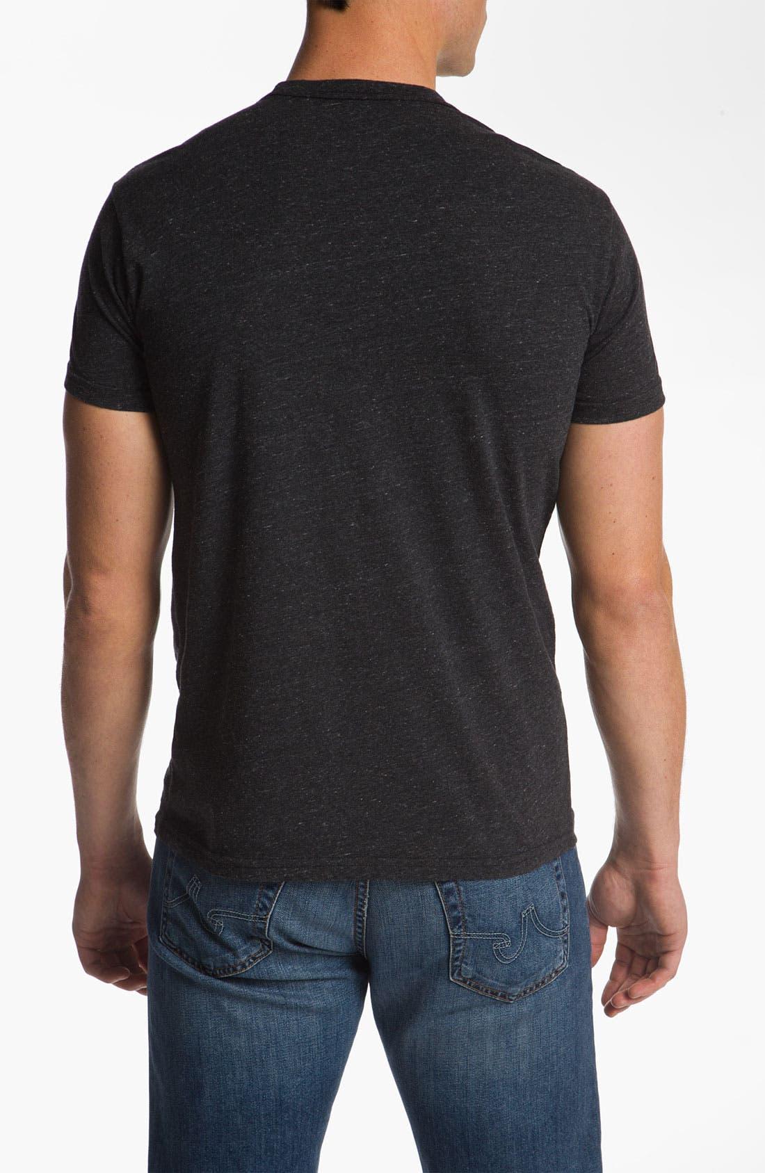Alternate Image 2  - The Original Retro Brand 'Stanford Cardinal' Crewneck T-shirt (Men)