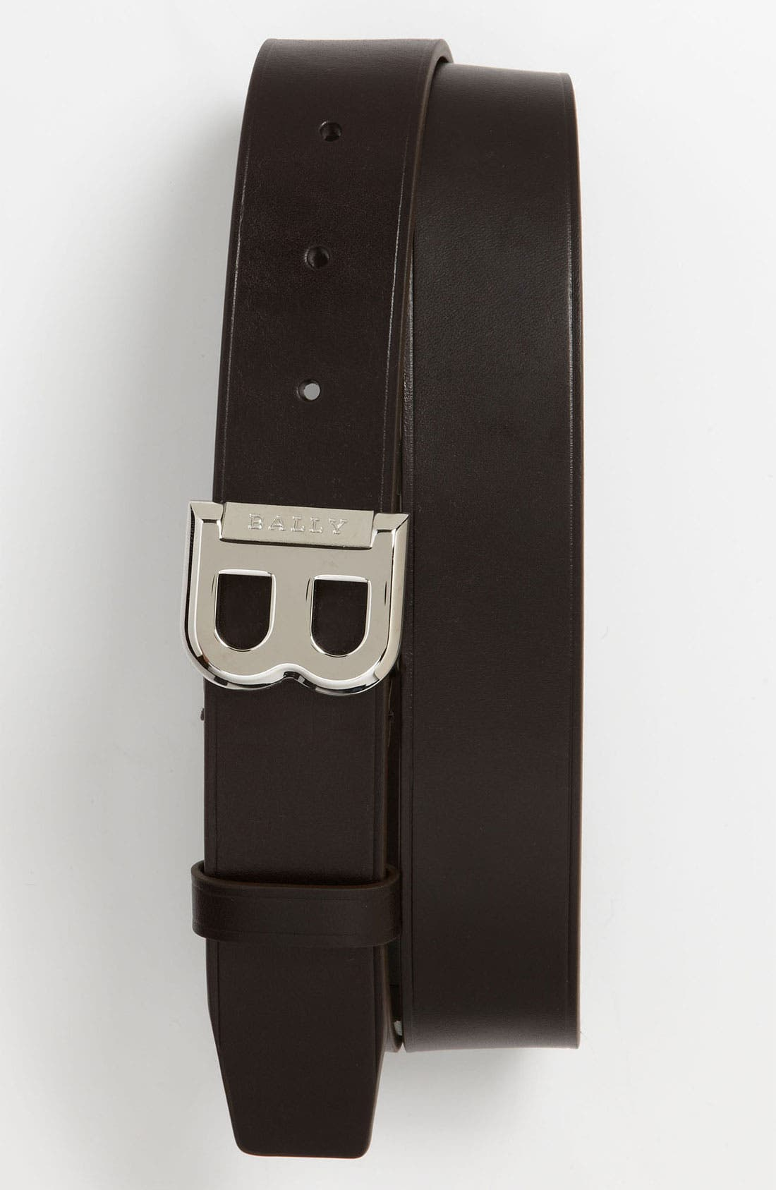 Alternate Image 1 Selected - Bally Calfskin Belt